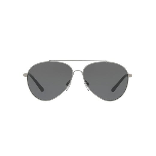 4fde7540c861 Shop Burberry Women's BE3092Q 100387 57 Gunmetal Aviator Sunglasses - Grey  - Free Shipping Today - Overstock - 18012719