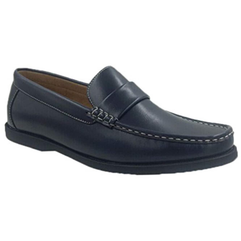 Shop Andrew Fezza Slip On Loafer Driver Shoes AF 1966
