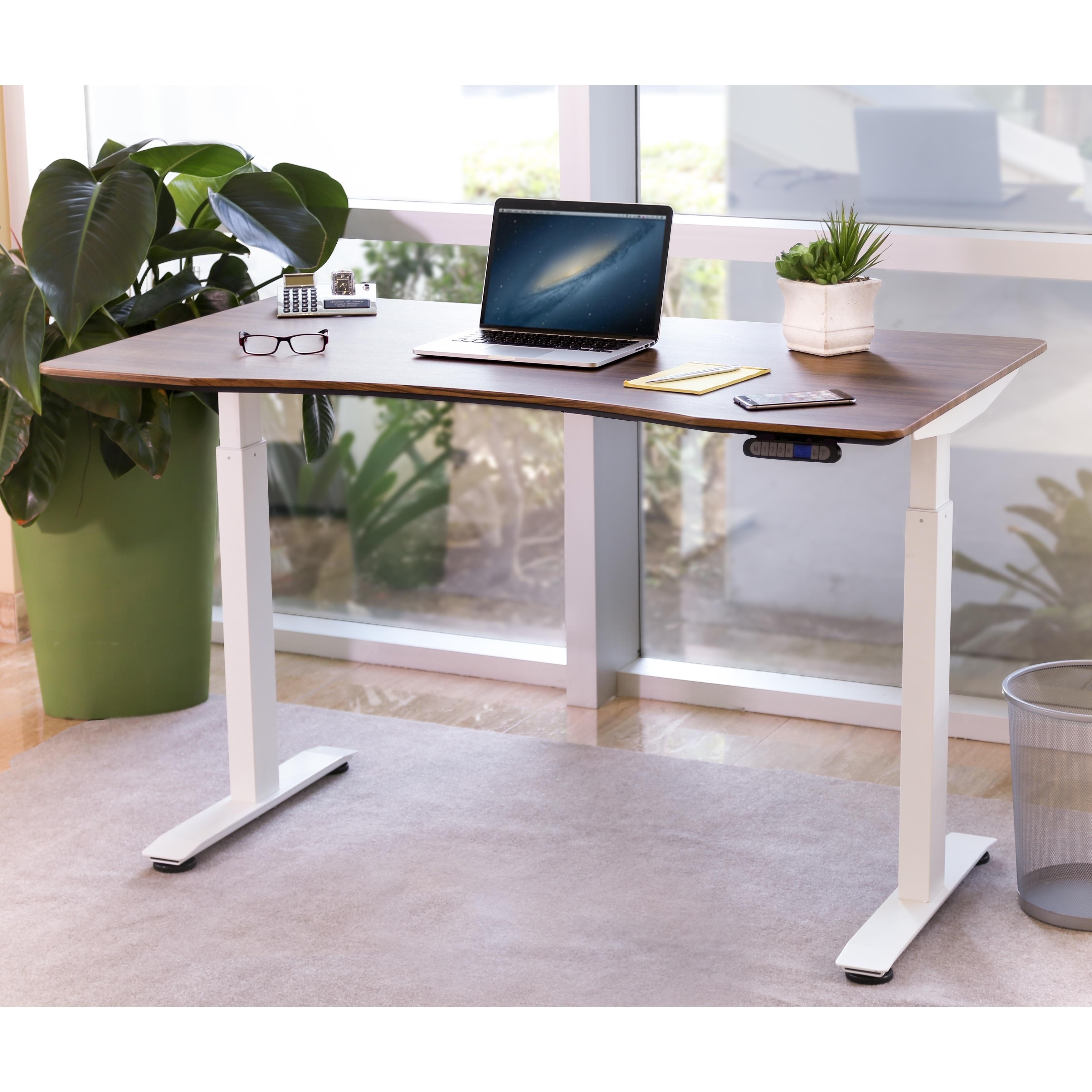 standing solution desktop height ergo desk adjustable ergonomic kangaroo from