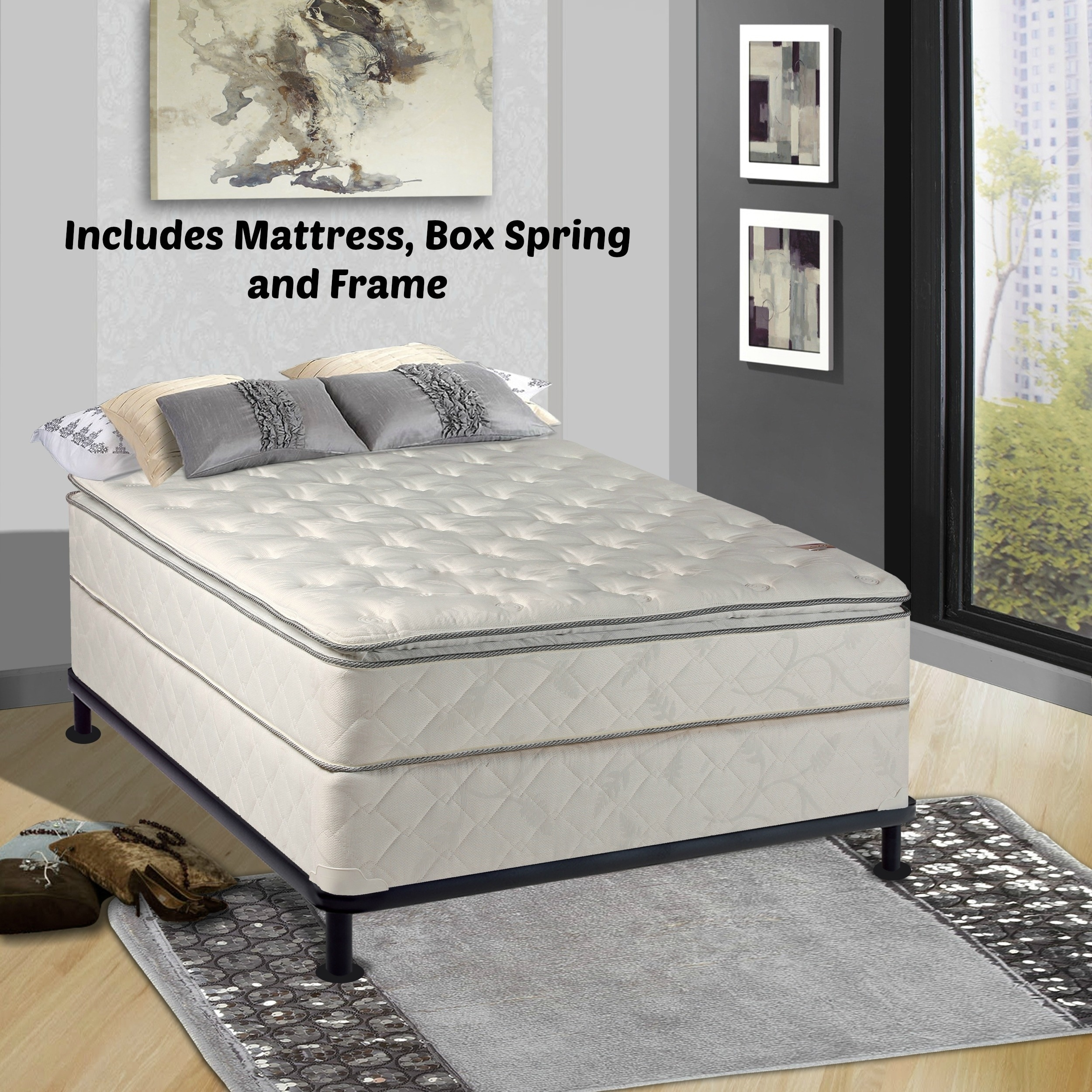 venice orthopedic cover vegas twin pillow serta beautiful top ser of las set mattress firm