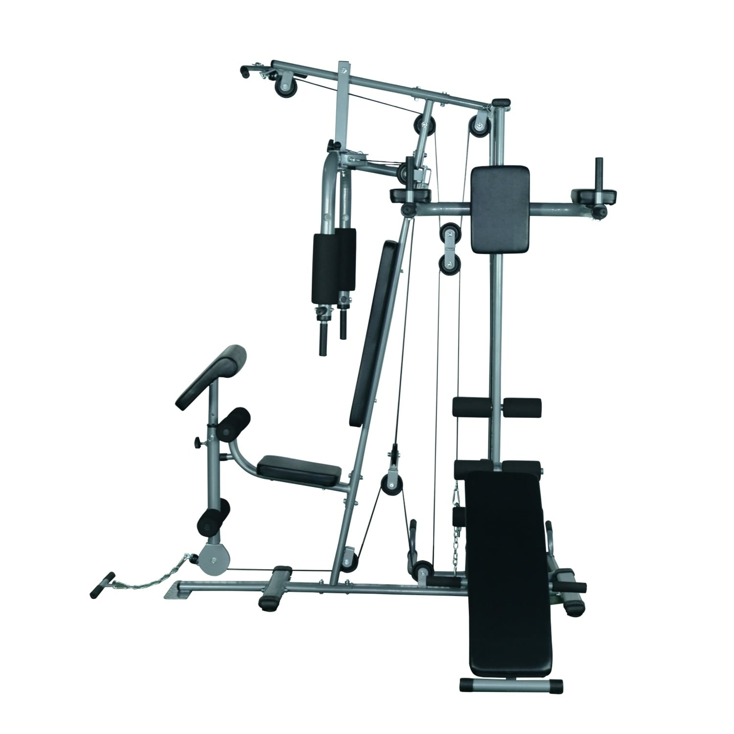 Shop Soozier Complete Home Fitness Station Gym Machine With Weight Stack
