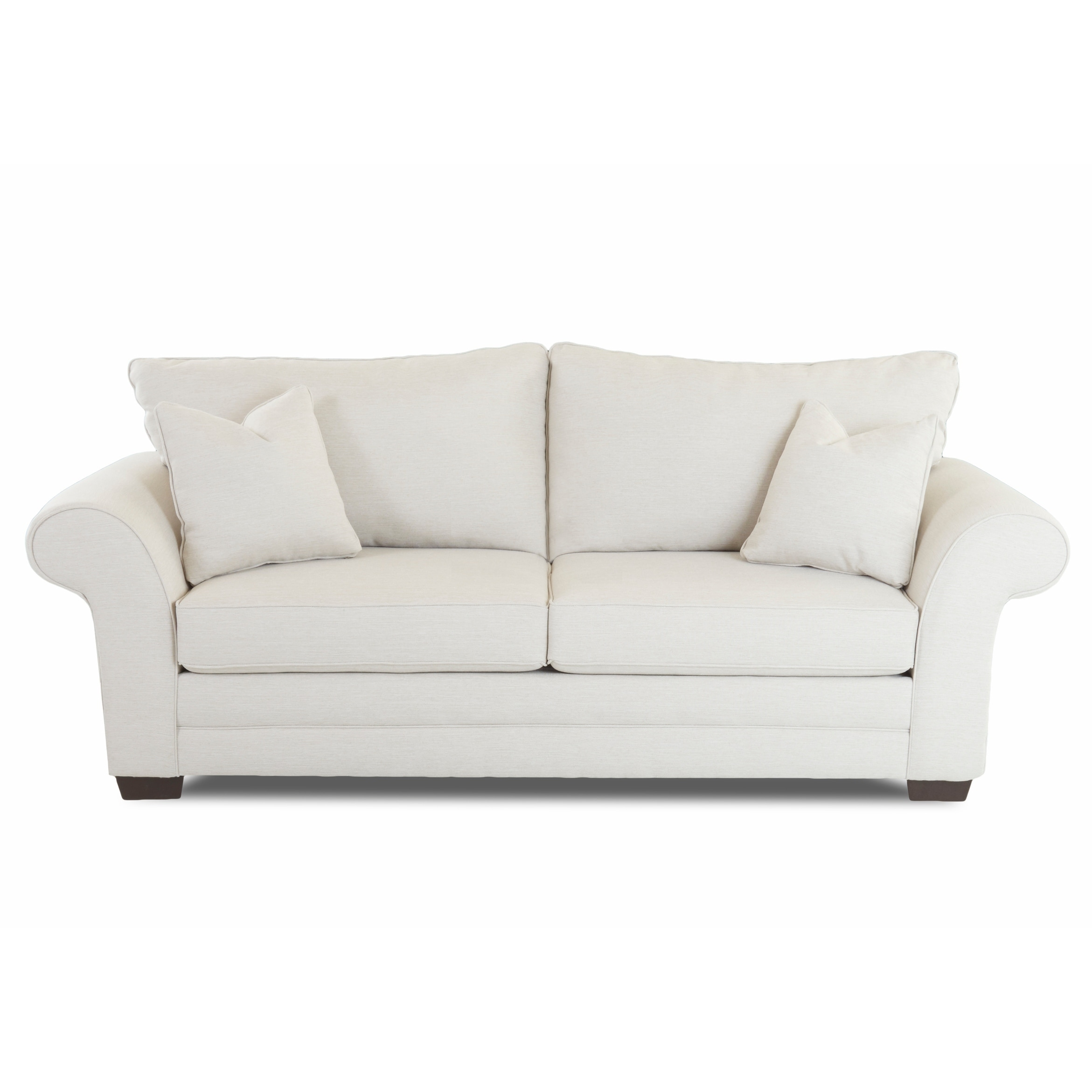 Shop Klaussner Holly Plush Sofa   Free Shipping Today   Overstock.com    18025120