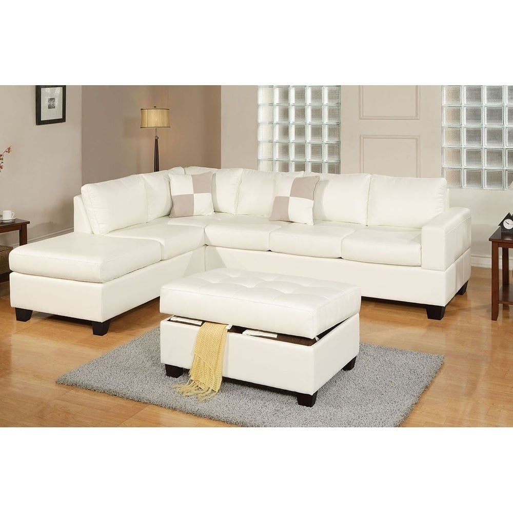 com sofa dp leather hungtinton set bobkona amazon sage dining faux kitchen sectional microfiber piece