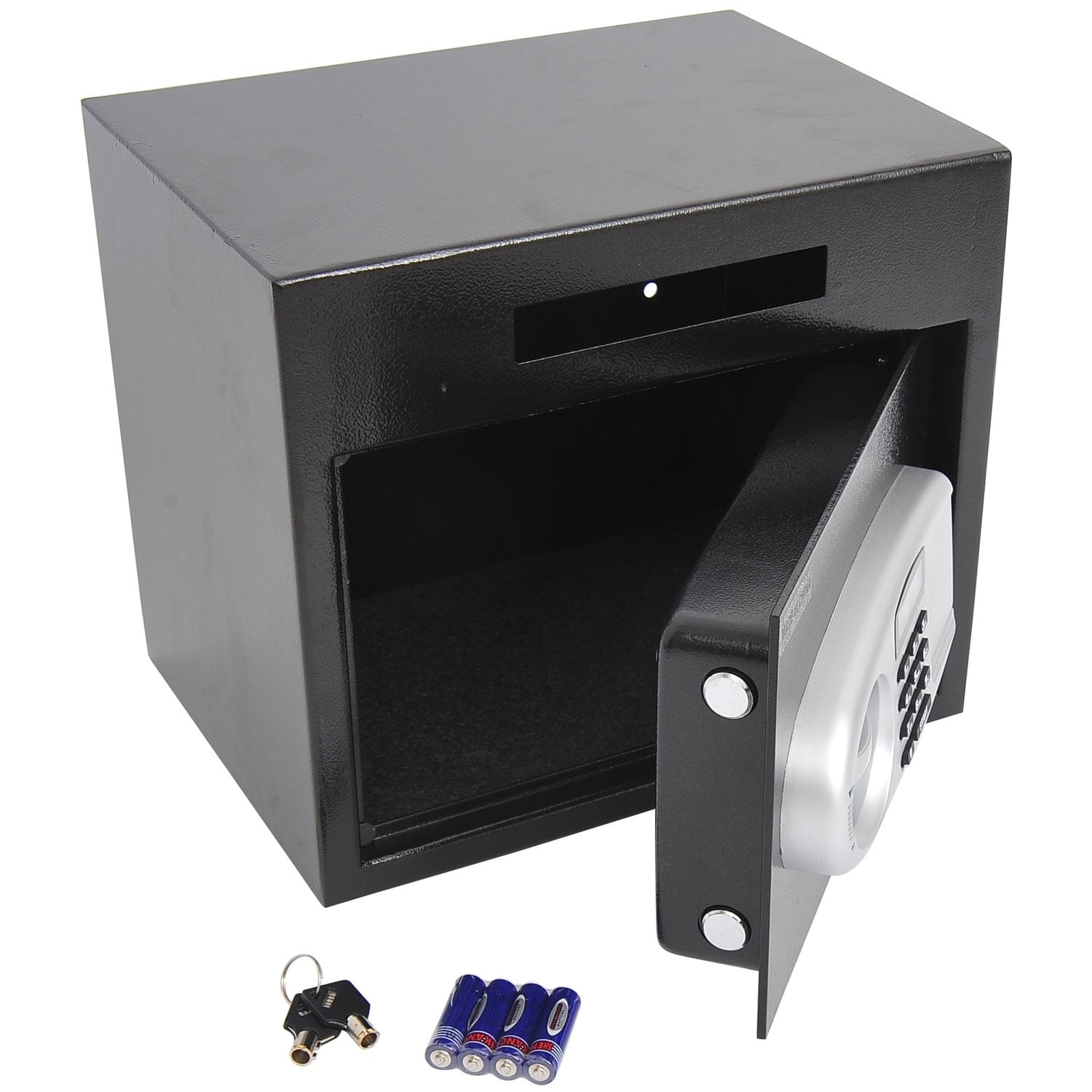 Homcom Electronic Digital Home Security Safe Box On Free Shipping Today 18038337