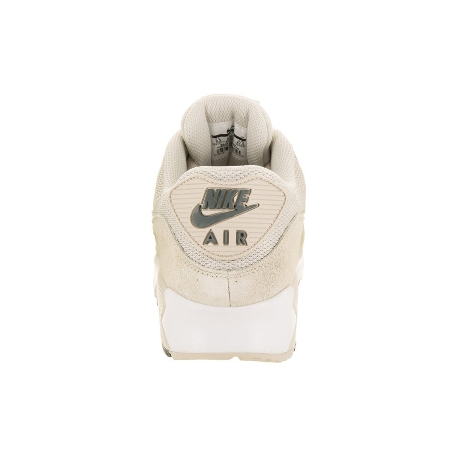 timeless design 72241 eca3a Shop Nike Men s Air Max 90 Essential Running Shoe - Free Shipping Today -  Overstock - 18043909
