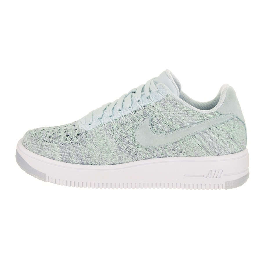 reputable site 3d854 2c479 Shop Nike Women s AF1 Flyknit Low Casual Shoe - Free Shipping Today -  Overstock - 18043958