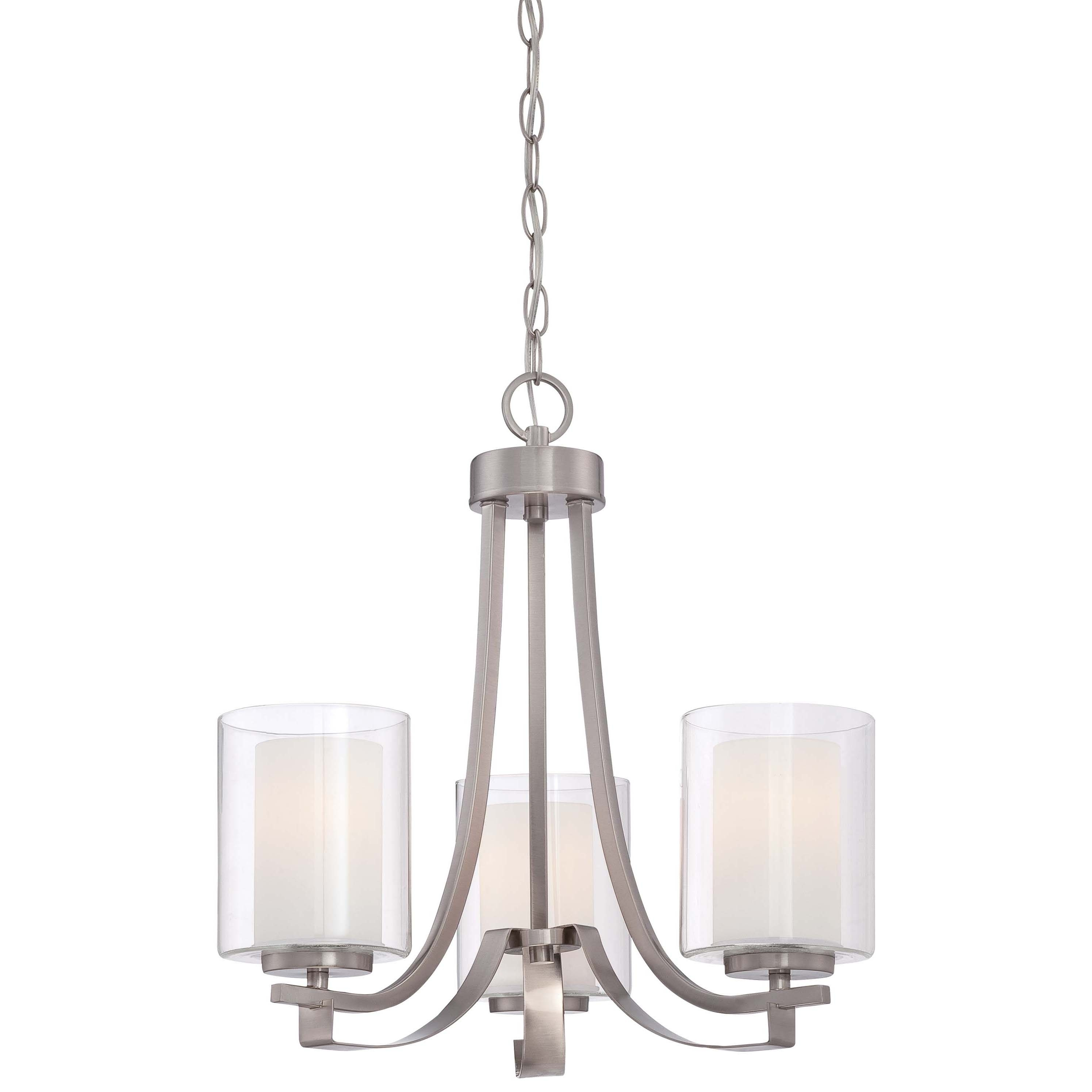 Minka Lavery Parsons Studio 3 Light Chandelier Free Shipping Today 18046361