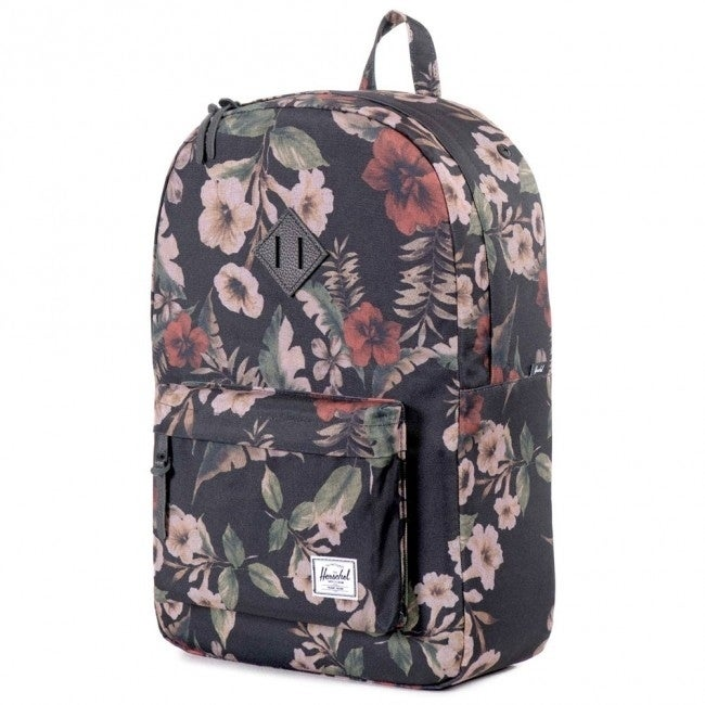Herschel Supply Co. Heritage Multipurpose Backpack Hawaii Camo 10007-00910- fb7daff33902f