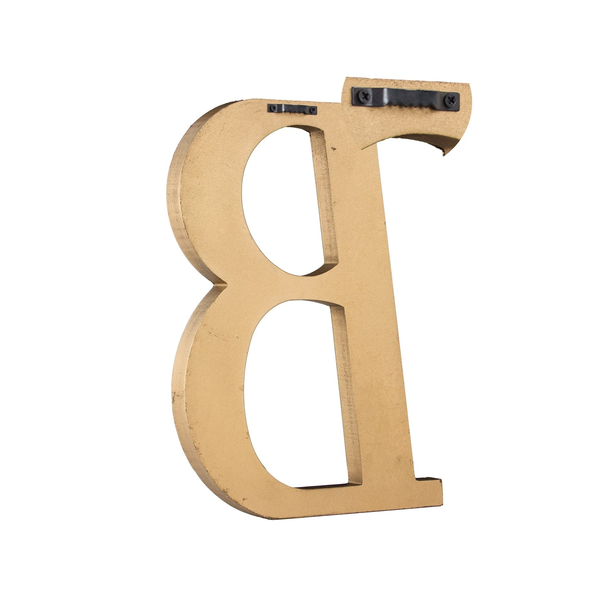 Fantastic Galvanized Metal Letter Wall Decor Pattern - All About ...