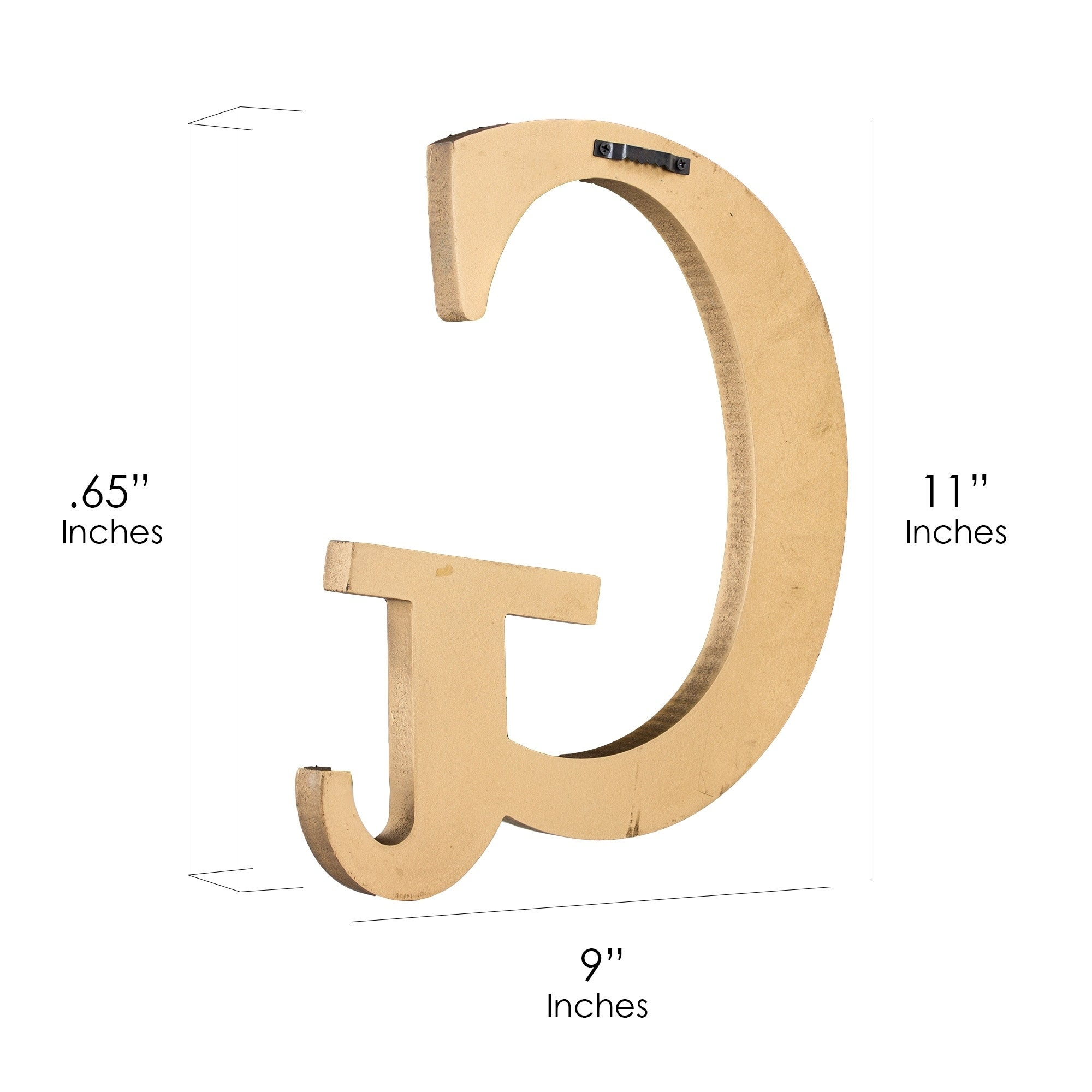 Contemporary Decorative Hanging Wall Letters Illustration - Wall Art ...