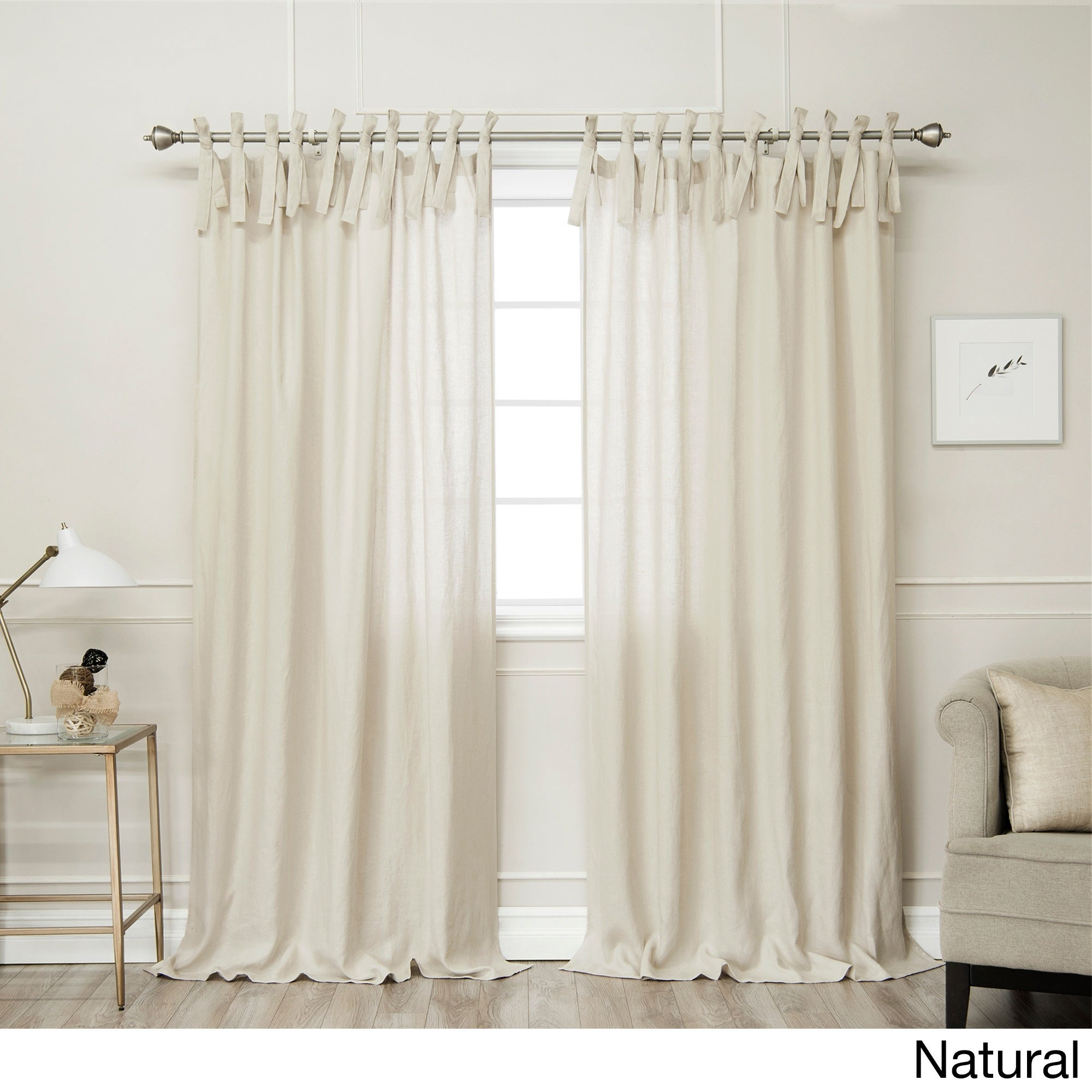 curtain aligning drapes tie image linen corners charter top of panels ideas home