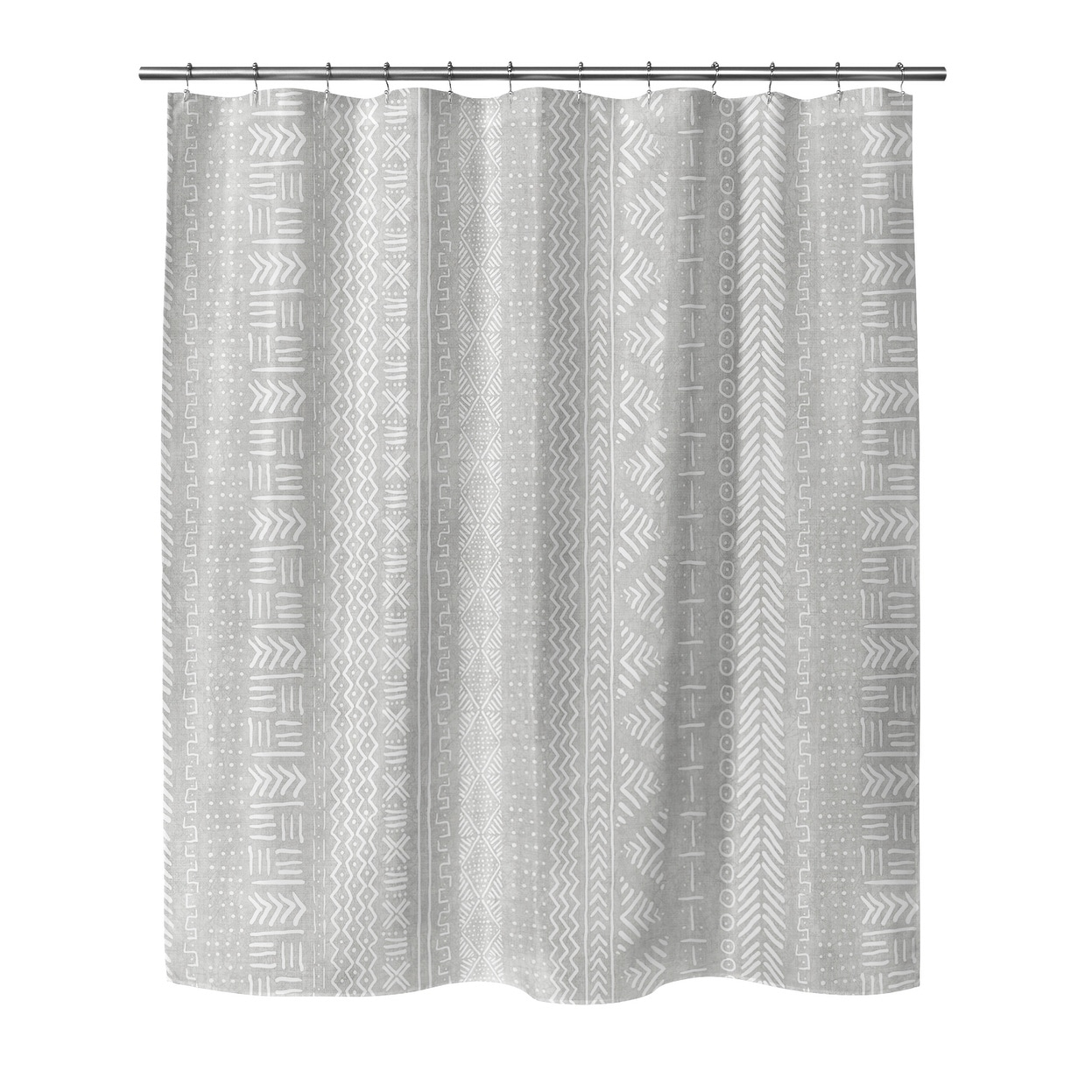 Shop GREY LANDSCAPE Shower Curtain By Becky Bailey