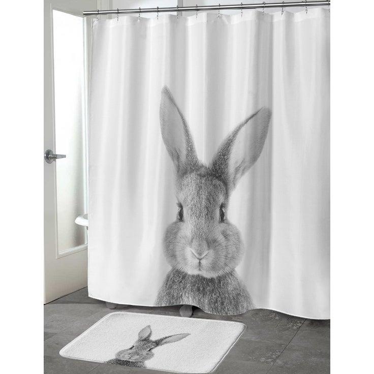 Shop BUNNY Shower Curtain By Vivid Atelier
