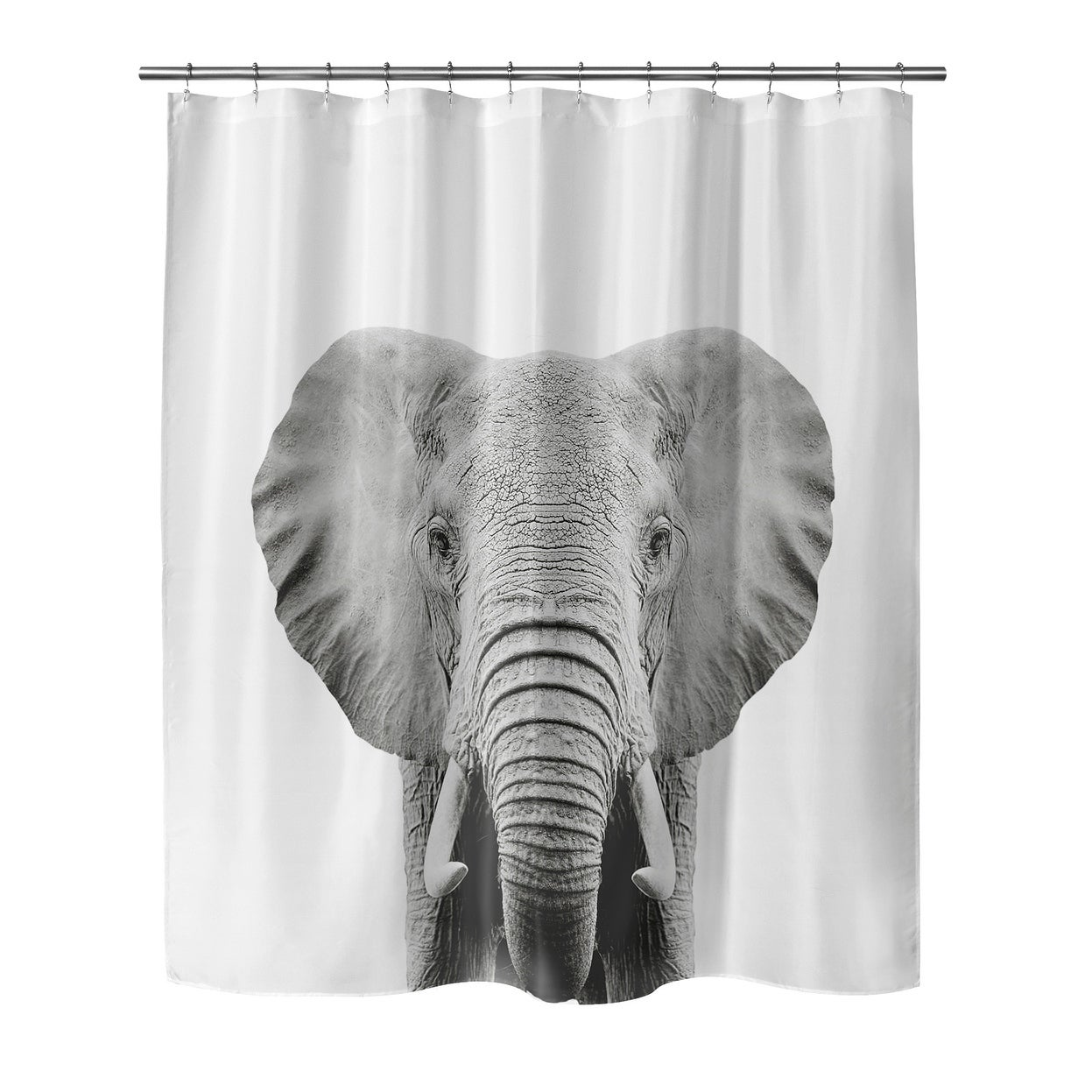 Shop ELEPHANT Shower Curtain By Vivid Atelier