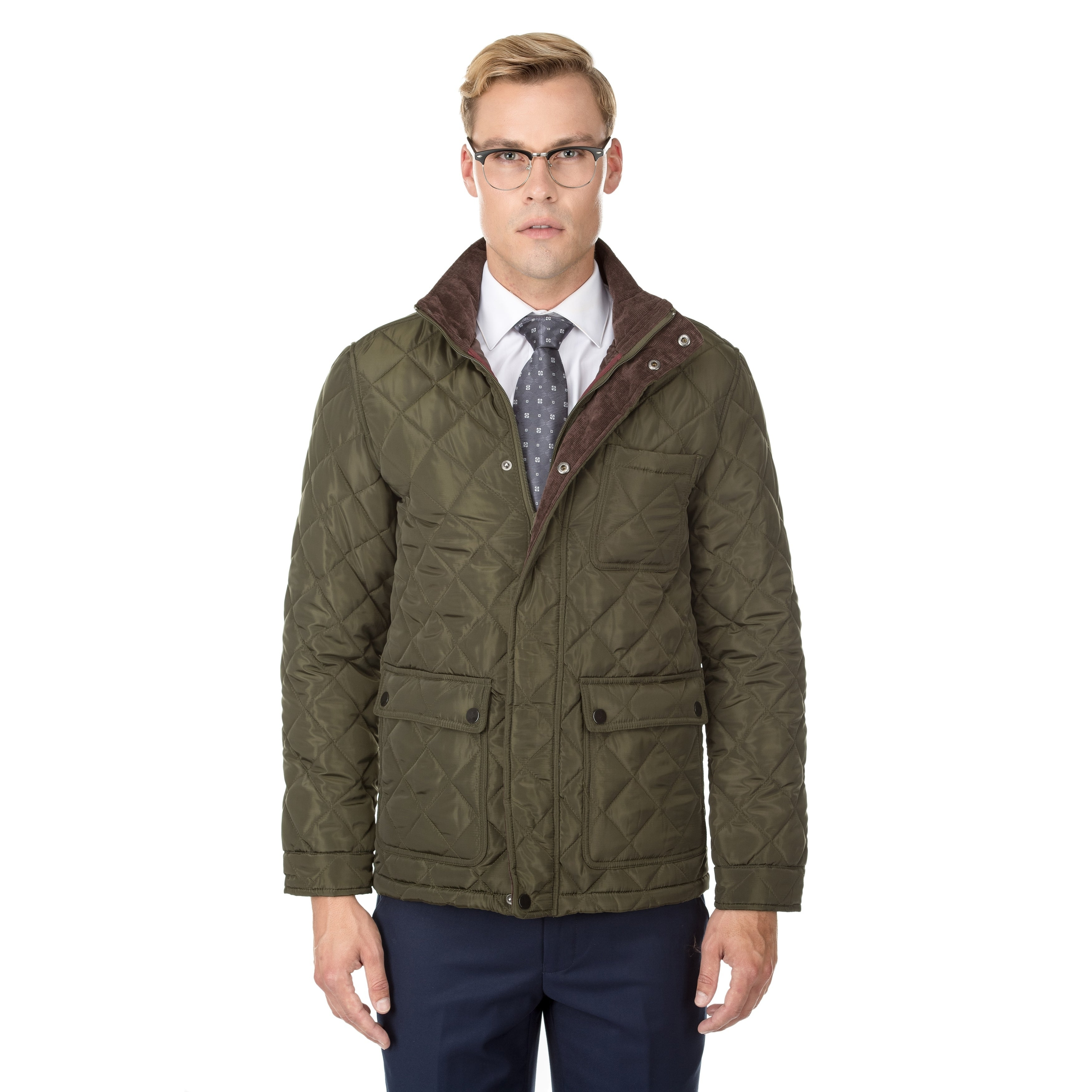 jacket index quilted mens quilt available product img and tan copy leather s stitched navy men in