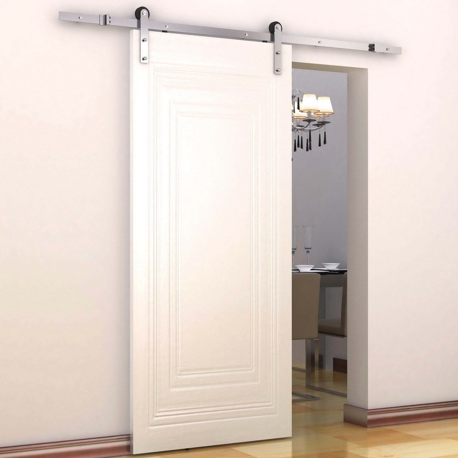 kit barns interior hardware sliding kits doors barn track door
