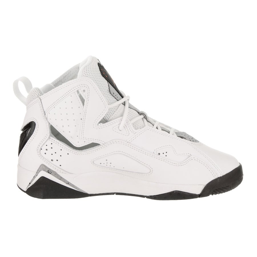 d1c21c900bc266 Shop Nike Jordan Kids Jordan True Flight BG Basketball Shoe - Free Shipping  Today - Overstock - 18074323