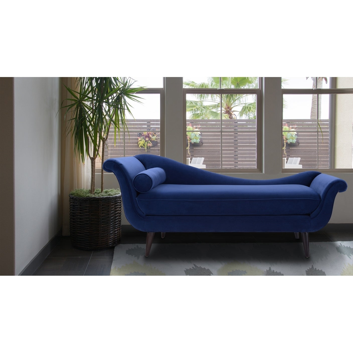 Marvelous Sandy Wilson Kai Chaise Lounge 70Lx30Wx29 5H Overstock Com Shopping The Best Deals On Living Room Chairs Spiritservingveterans Wood Chair Design Ideas Spiritservingveteransorg