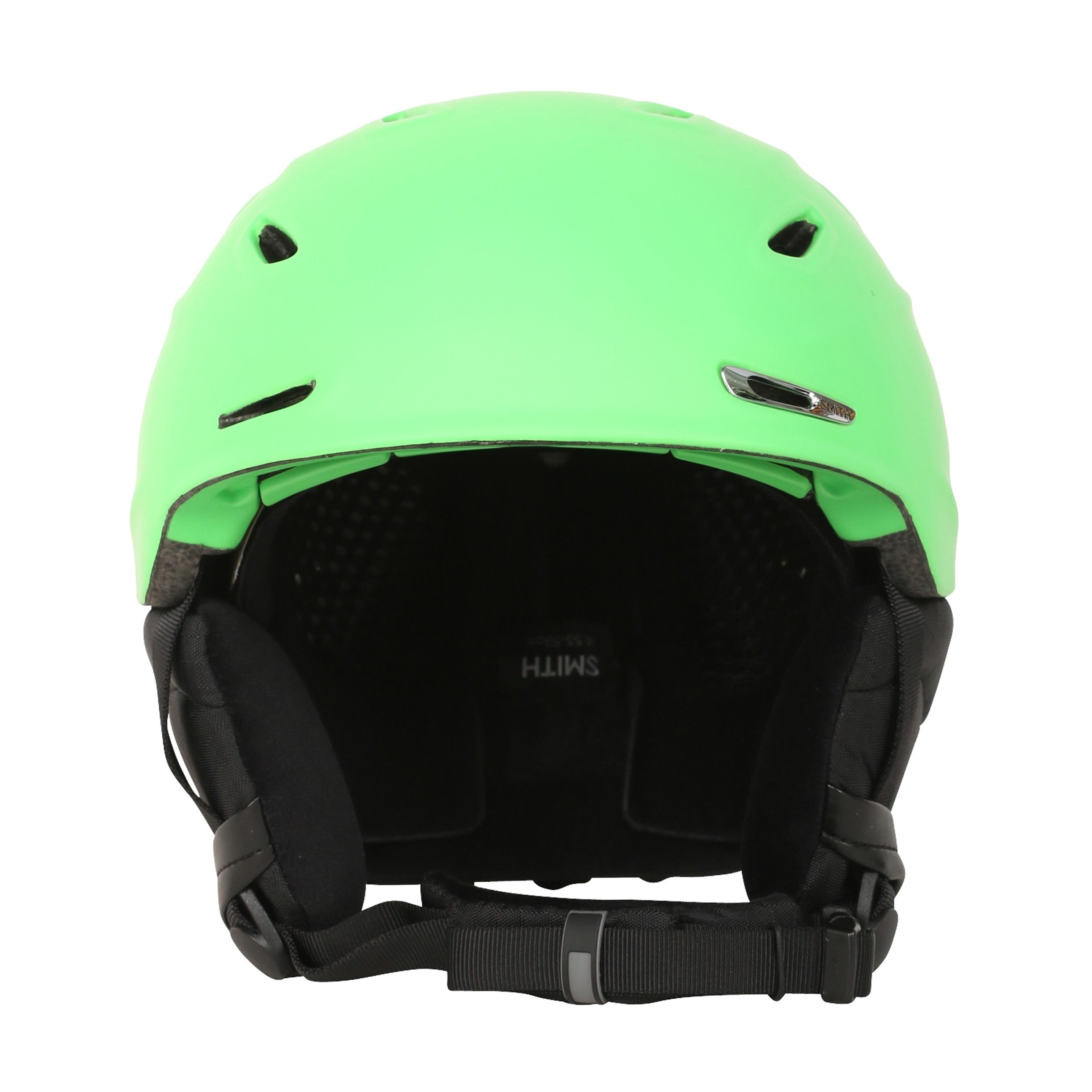 d5a123c975860 Shop Smith Optics Aspect Matte Reactor Split MIPS Ski Snowboard Helmet -  Green - Free Shipping Today - Overstock - 18076430
