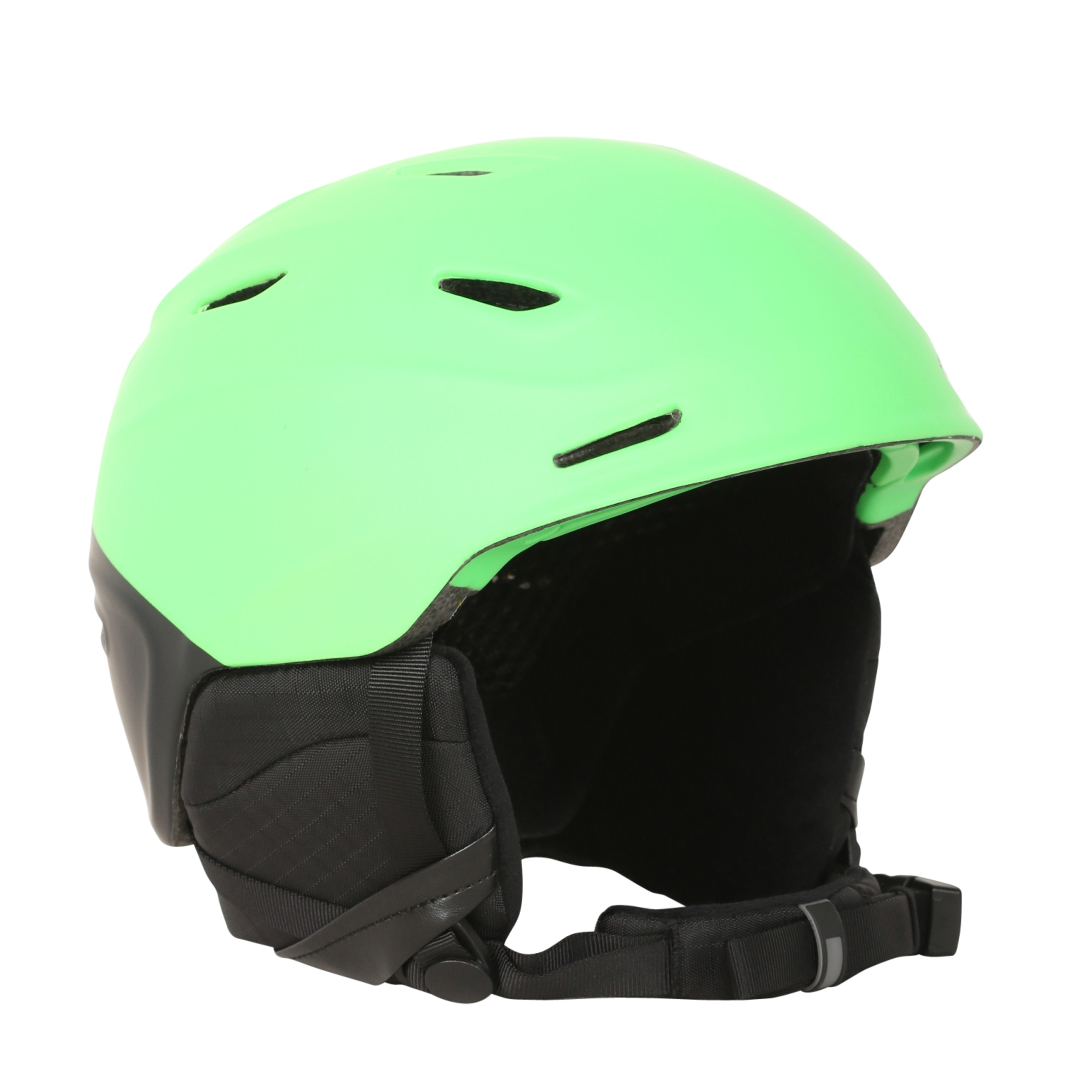 033e6af676 Smith Optics Aspect Matte Reactor Split MIPS Ski Snowboard Helmet - Green