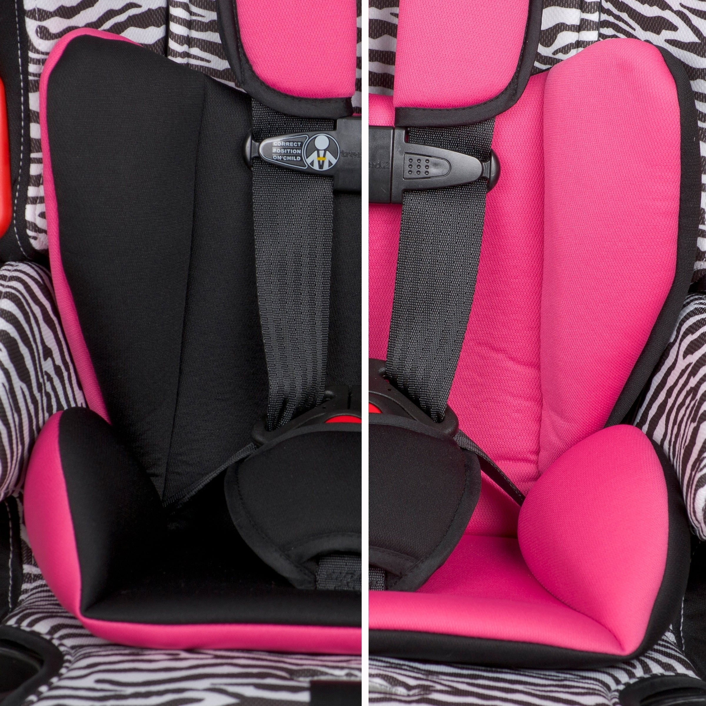 Baby Trend Hybrid 3 In 1 Booster Car Seat Carrie