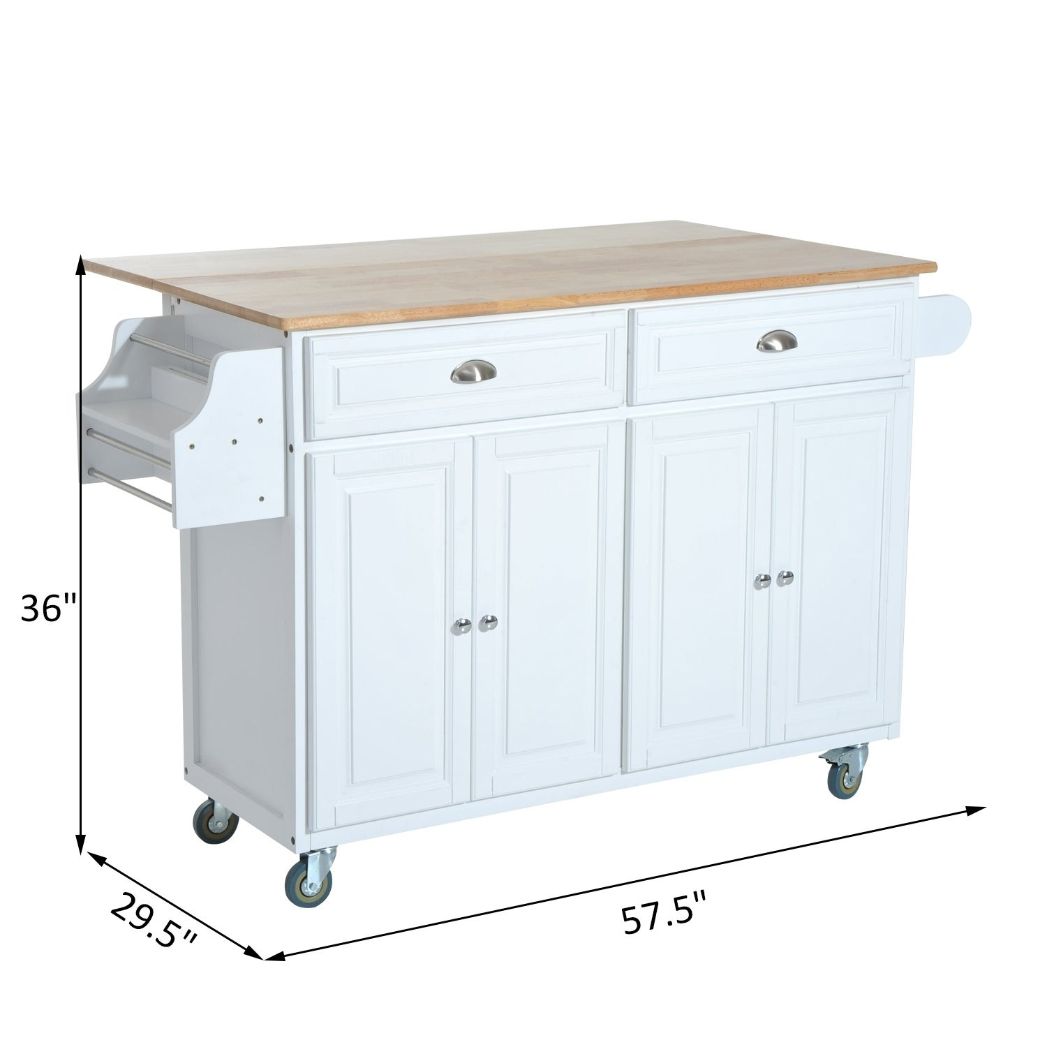 asp bathroom carts white storage organizers in drawer cart drawers with