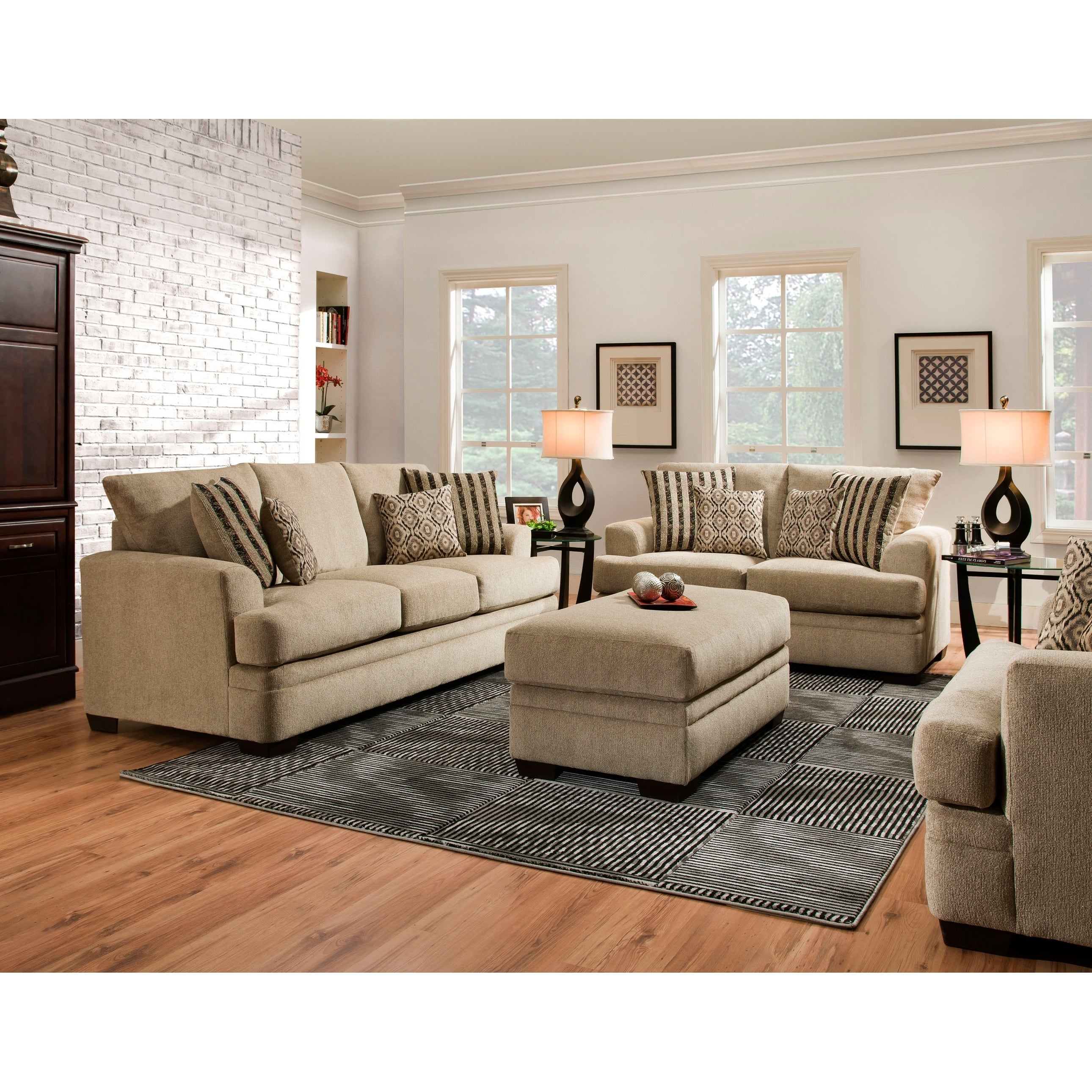 darcy to furniture loveseat sd majik sofa cafe rent pennsylvania evr and ottoman set in own
