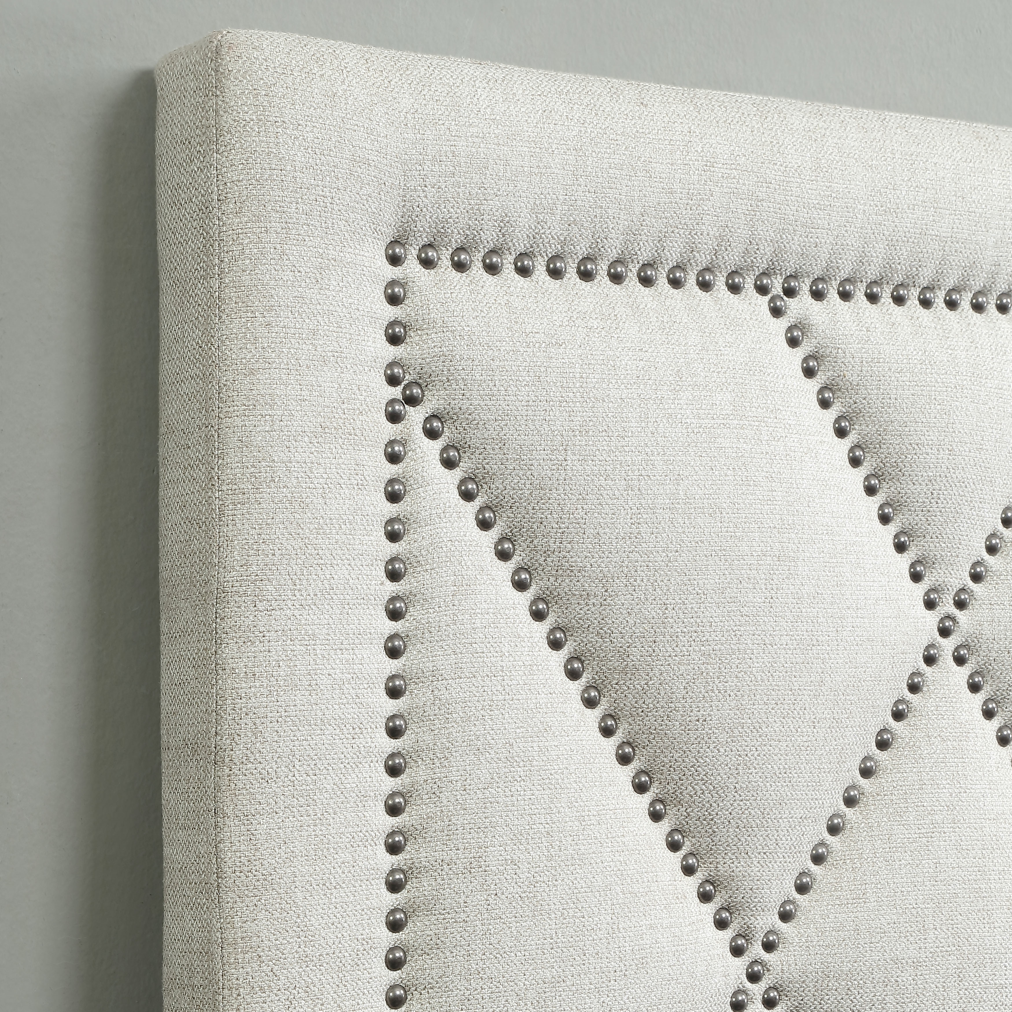 shipping garden inspire bold overstock by product tufted today nailhead headboard trim free with button q grace fabric home