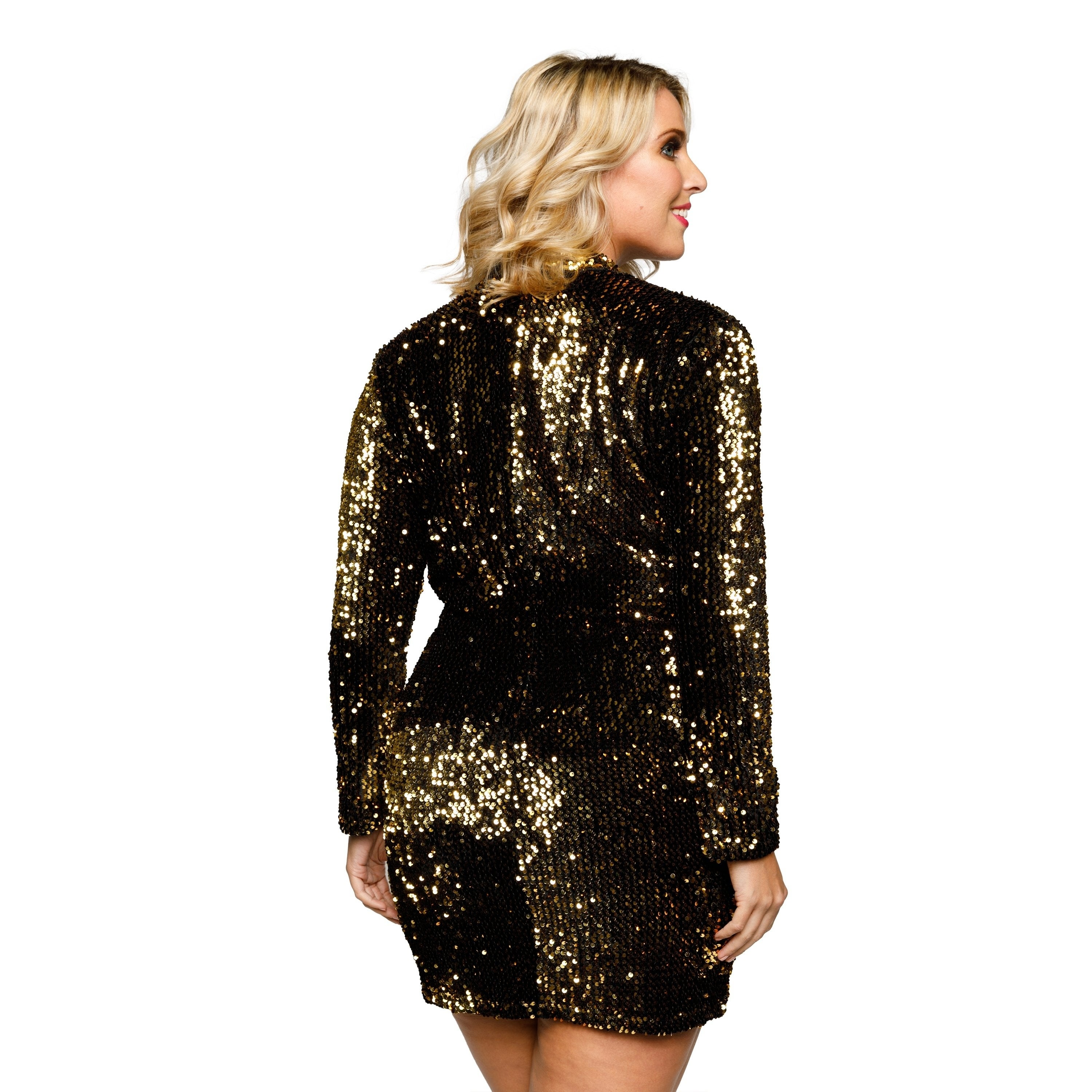 41e59f8f7207d7 Womens Plus Size Formal Beaded Tops