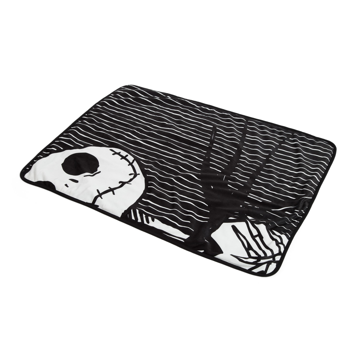 Shop Disney Nightmare Before Christmas Pet Throw Blanket - Free ...