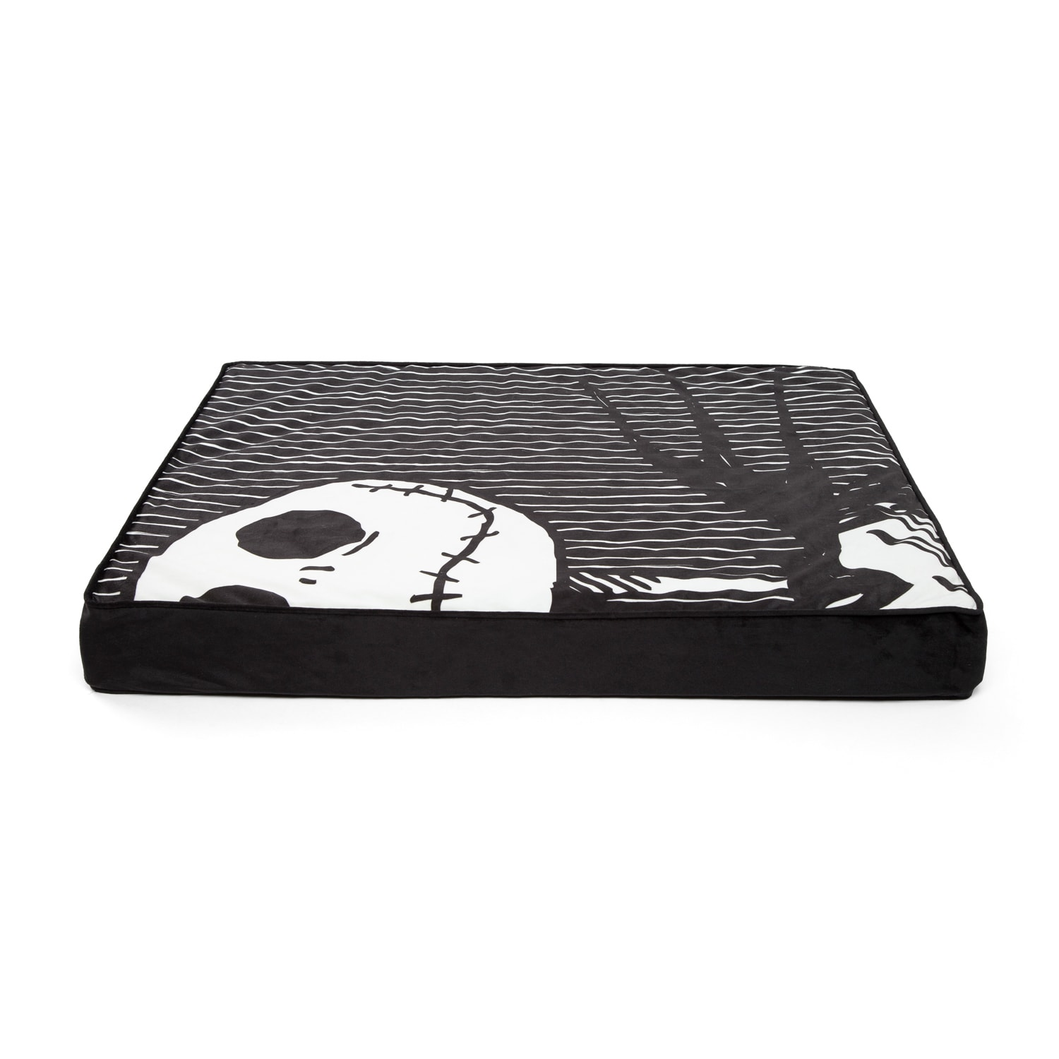 Shop Disney Nightmare Before Christmas Orthopedic Dog Bed - Free ...