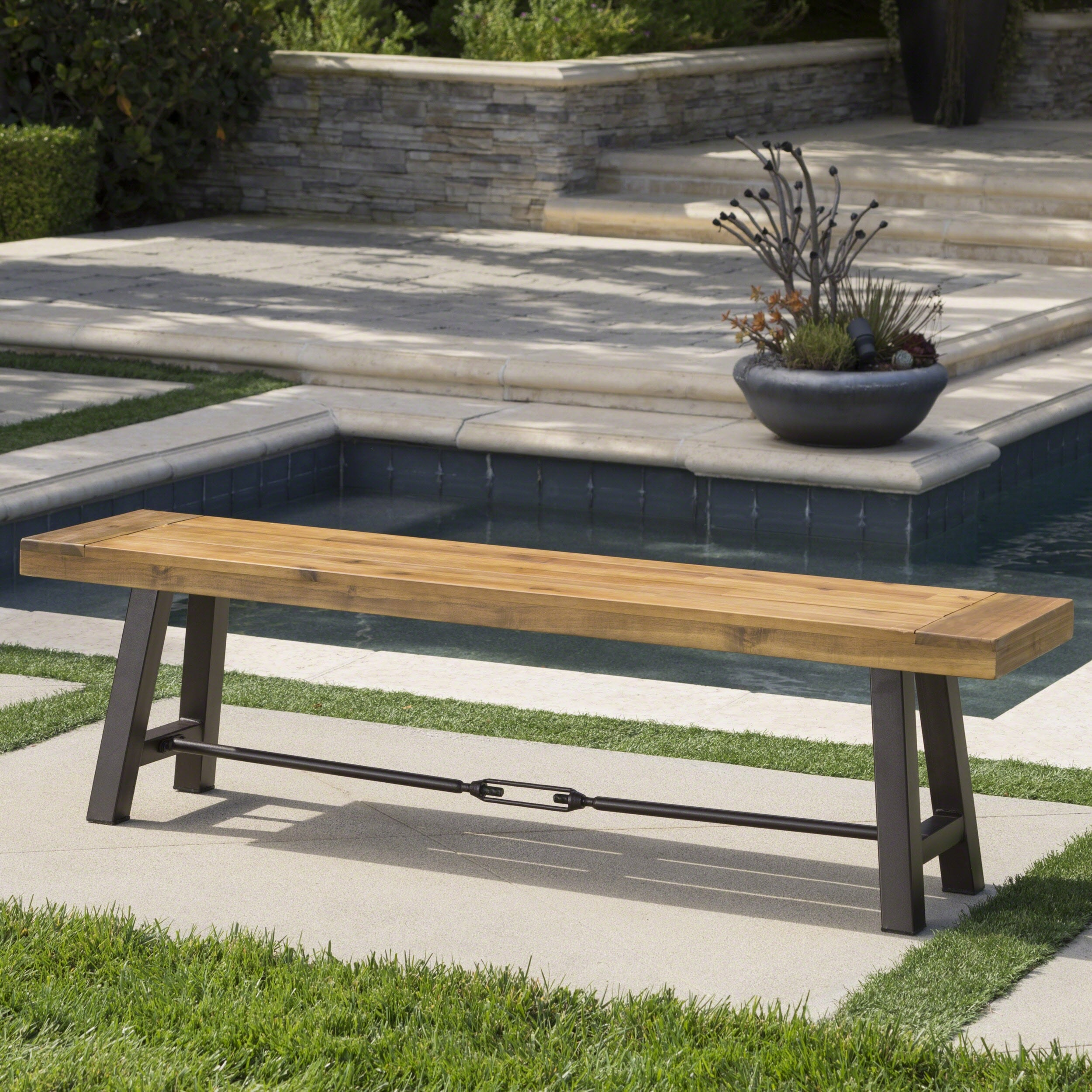 bronte de by stoolsbenchesbenches benches outdoor furn designer furniture products stools eco ecooutdoor bench modern
