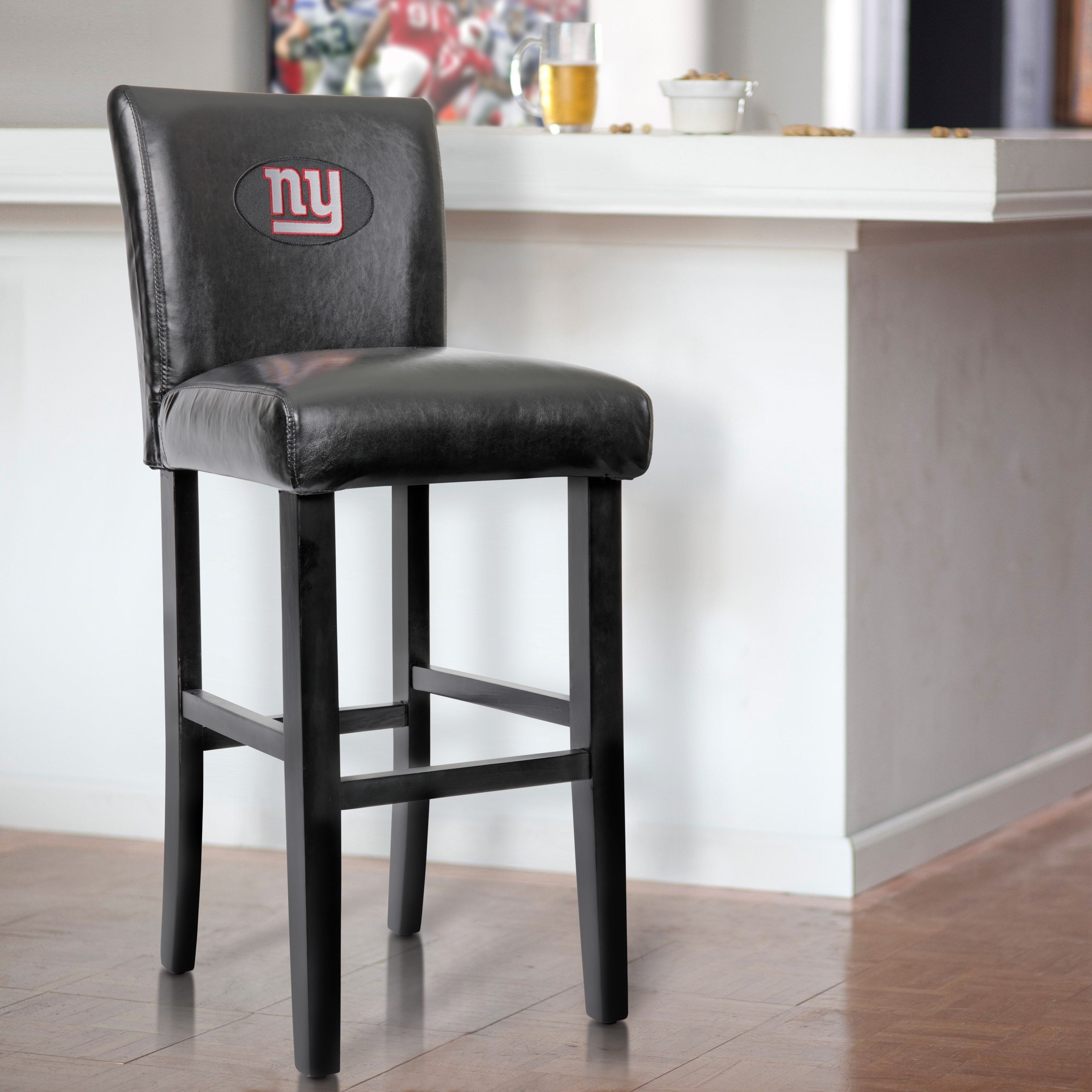 Shop New York Giants Model YG Officially Licensed Inch Parsons - Parsons pub table