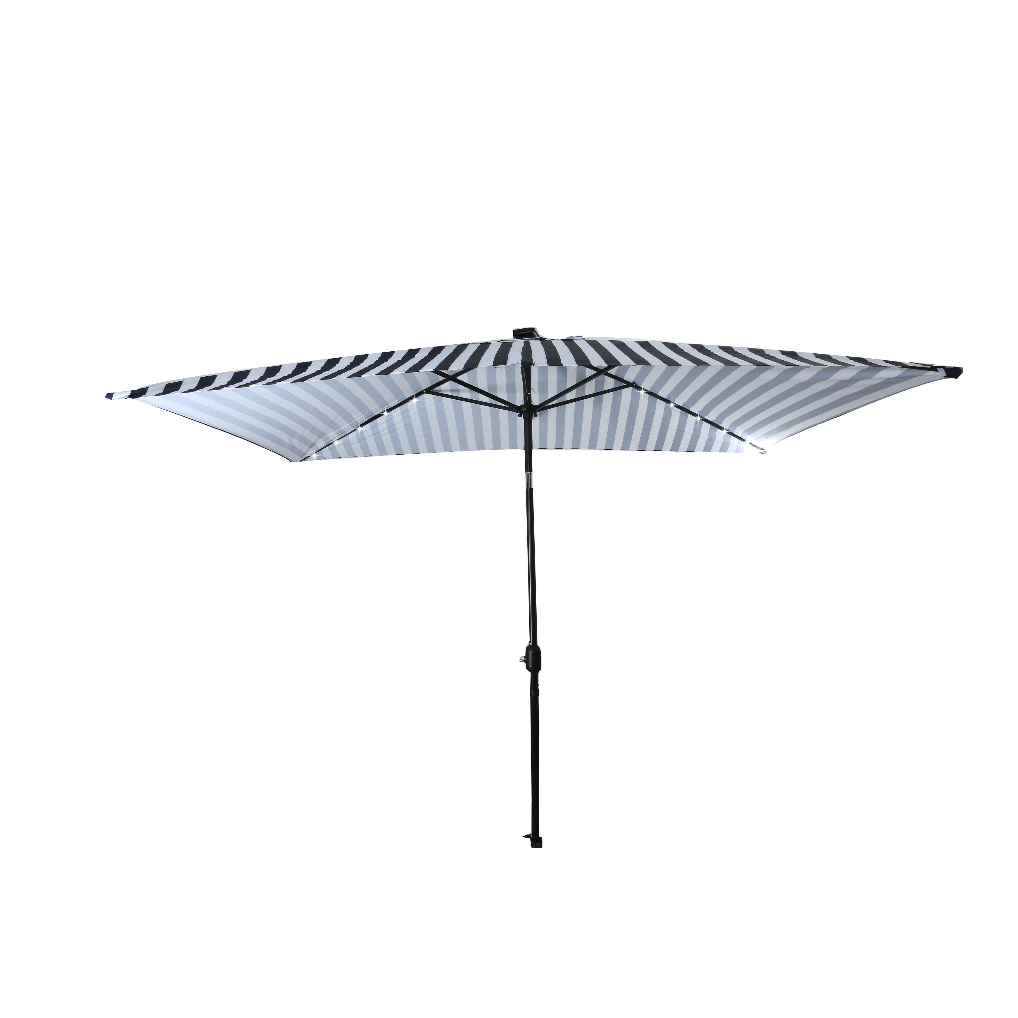 Lighted Patio Umbrella Free Shipping