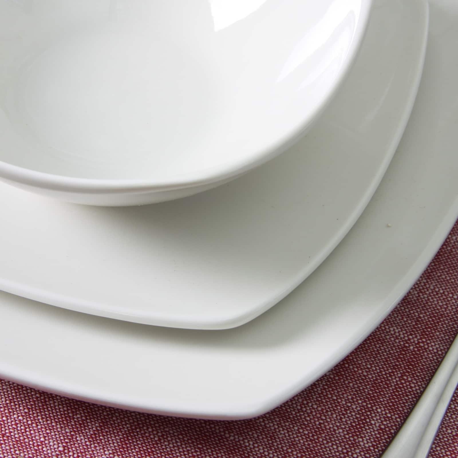 Zen Buffetware 30 pc Dinnerware Set - Free Shipping Today - Overstock - 24263850 & Zen Buffetware 30 pc Dinnerware Set - Free Shipping Today ...