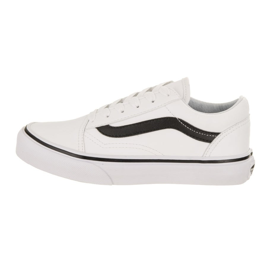 c697a9f464 Shop Vans Kids Old Skool (Classic Tumble) Skate Shoe - Free Shipping Today  - Overstock.com - 18107780