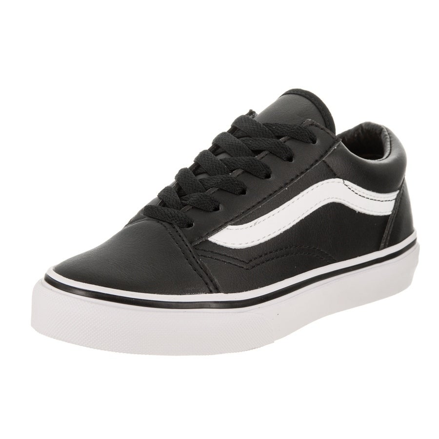 d65359b611 Shop Vans Kids Old Skool (Classic Tumble) Skate Shoe - Free Shipping ...
