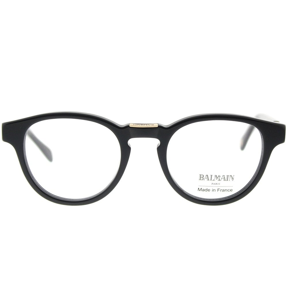 1f334f92202 Shop Balmain Round BL 1078 C01 Unisex Black Frame Eyeglasses - Free  Shipping Today - Overstock - 18110350