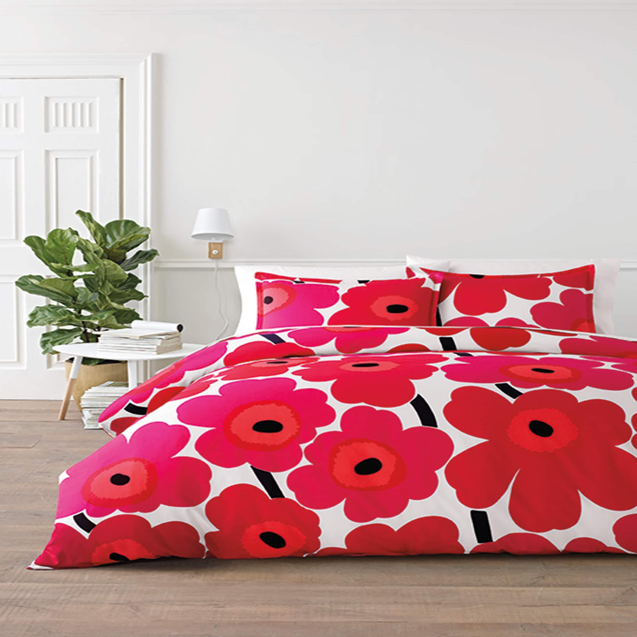 red bedding nordstrom home marimekko c bed