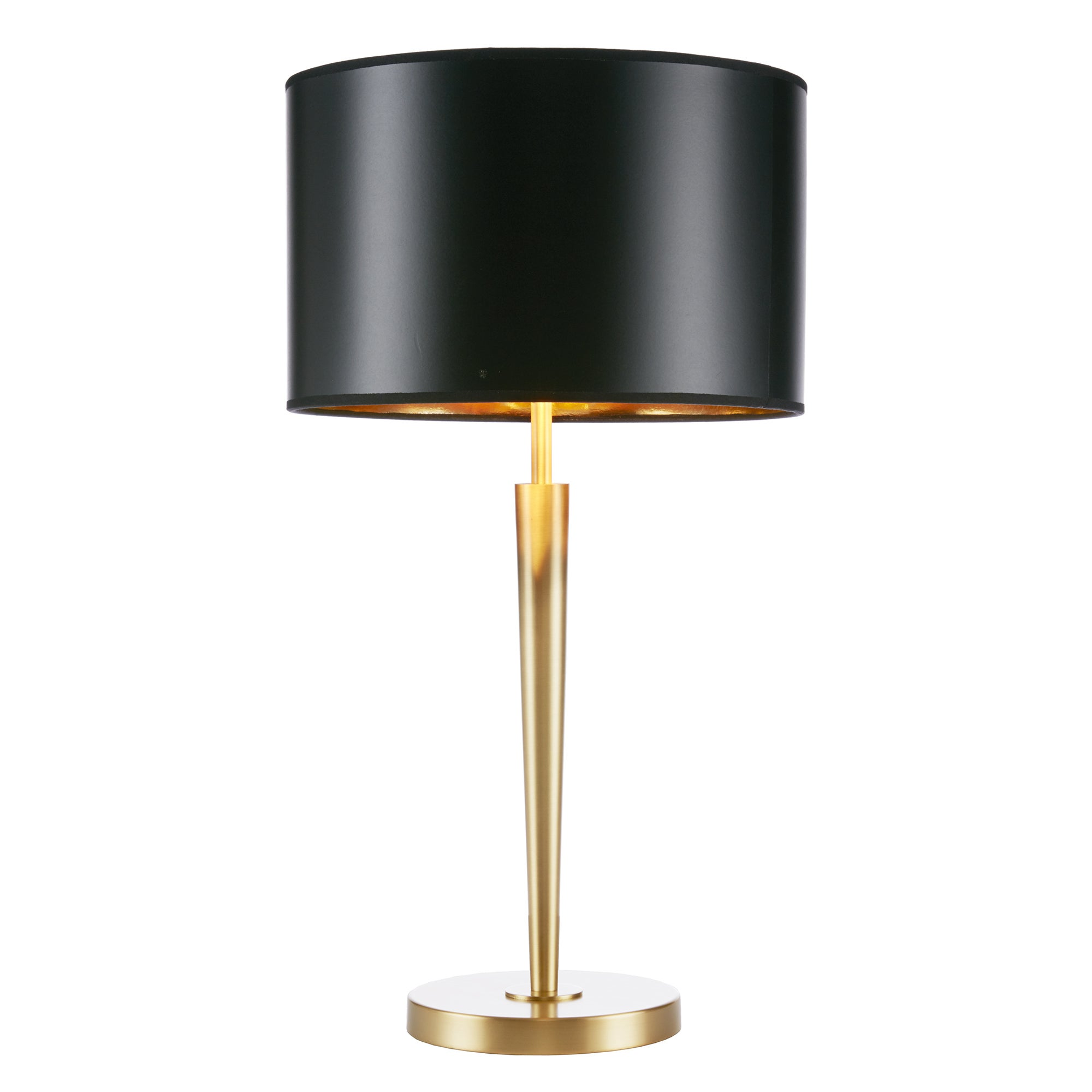 Madison Park Signature Buchanan Gold Black Table Lamp On Free Shipping Today 18114495