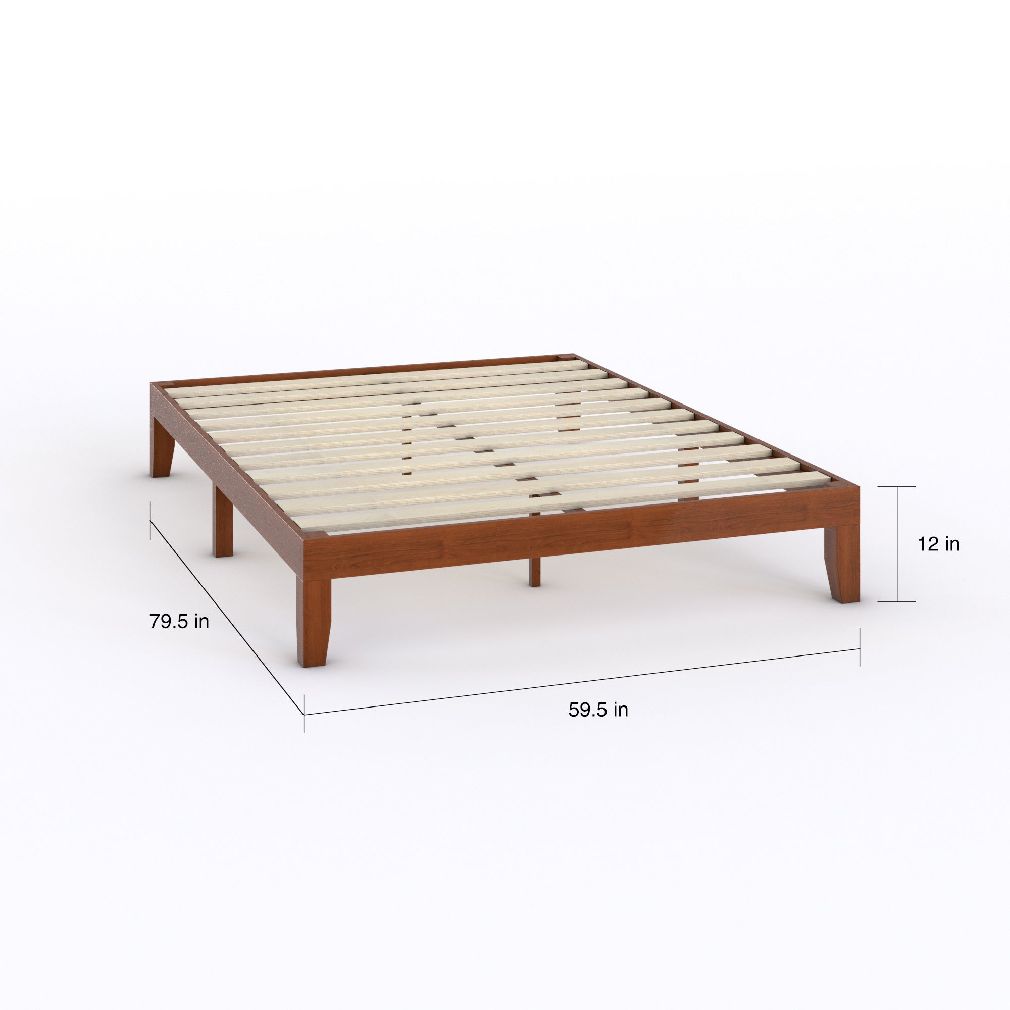 baxton queen free garden platform product paragon shipping studio in home size today bed