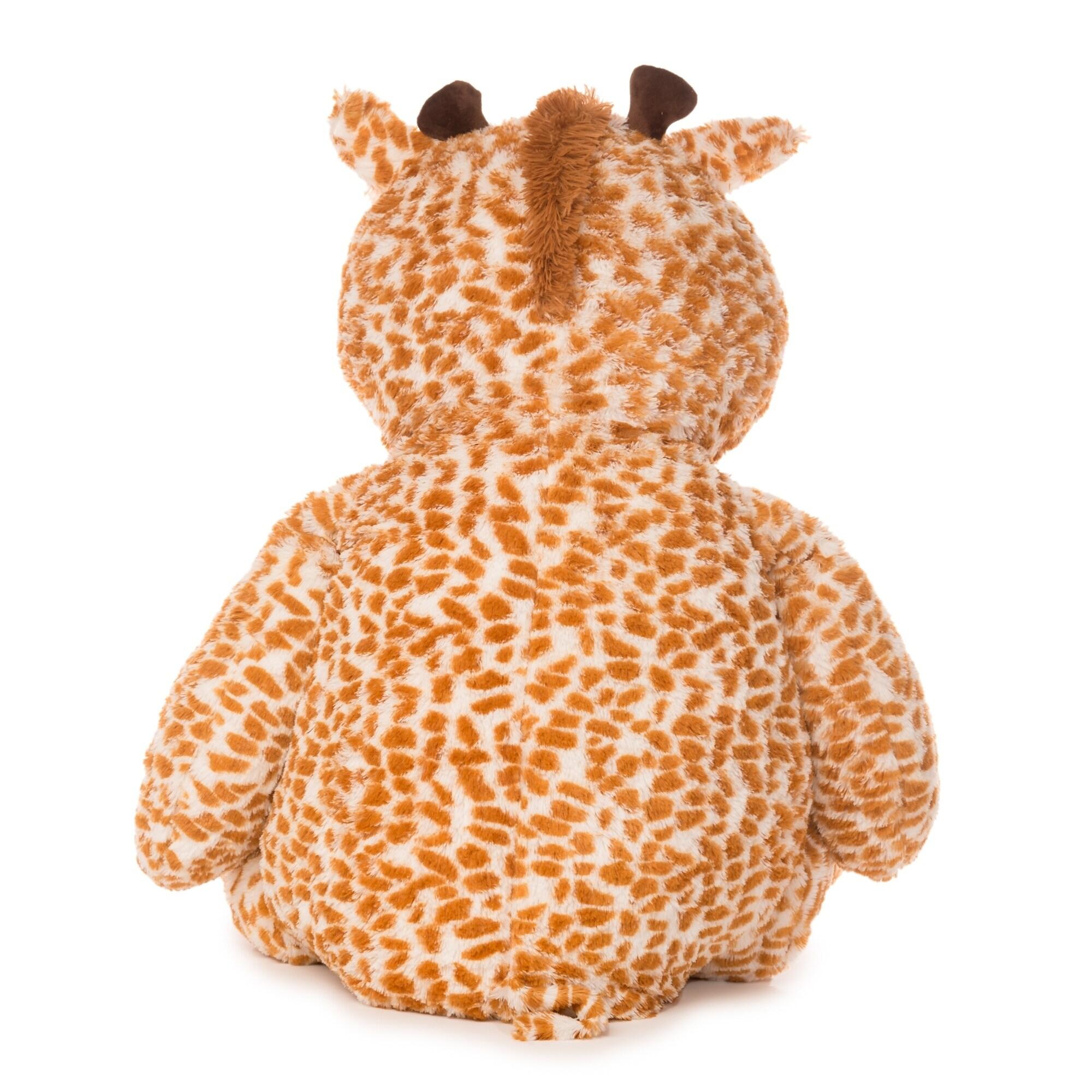 Shop Best Made Toys 55 Jumbo Giraffe Giant Plush Animal Over 4