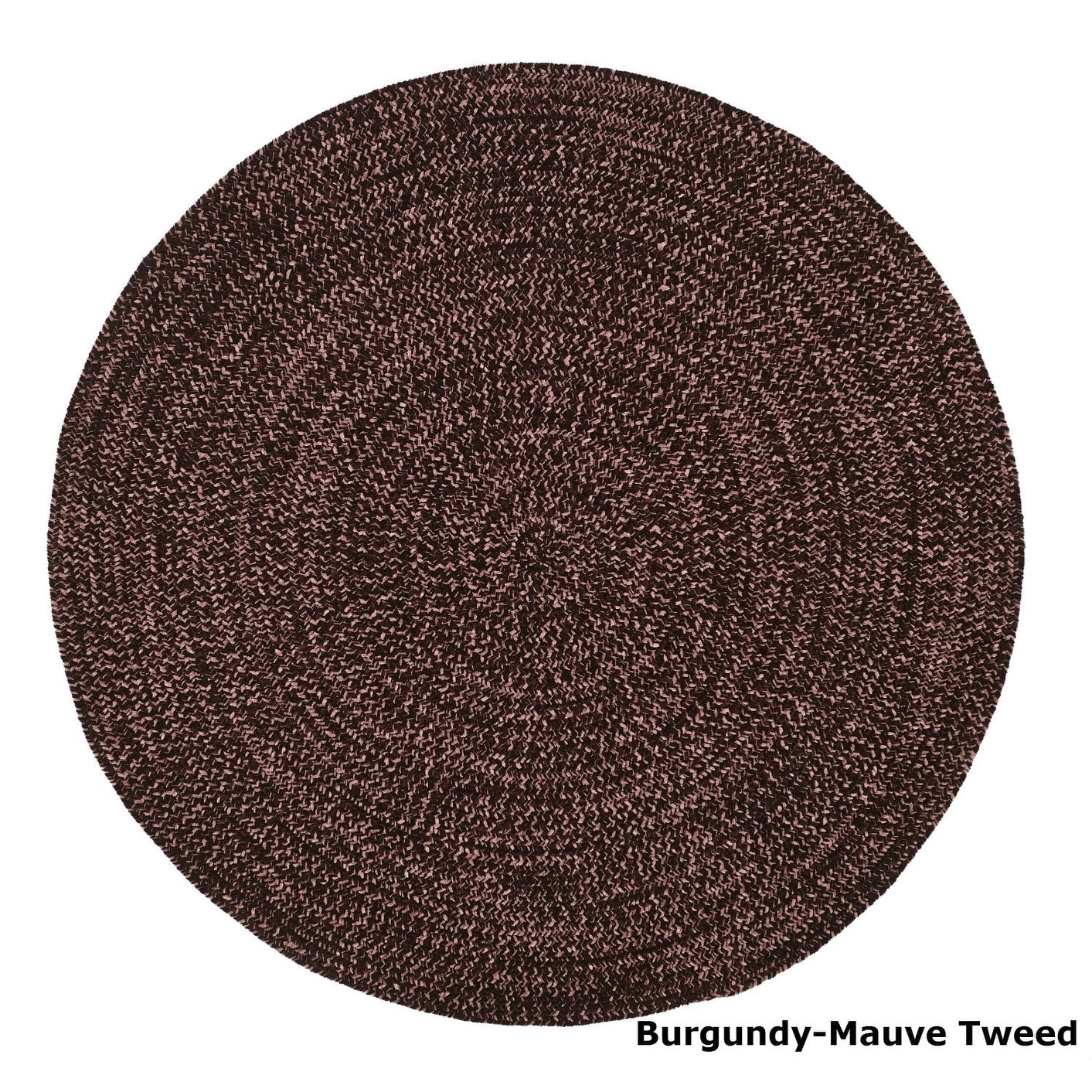 Chenille Reversible Braided Rug  8  Free Shipping Today