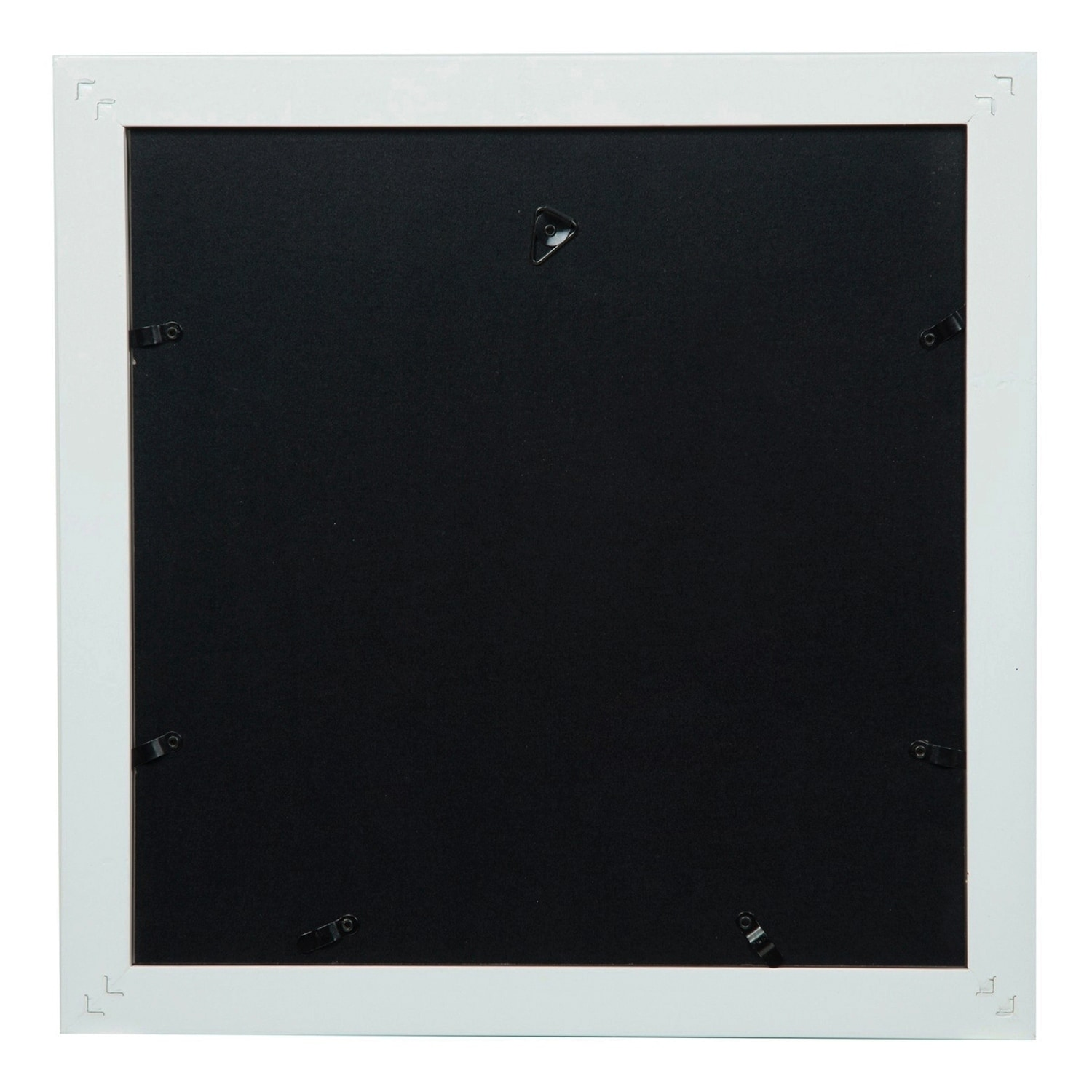 Shop Gallery 12x12 Wide White Double Mat to 8x8 Picture Frame - Free ...