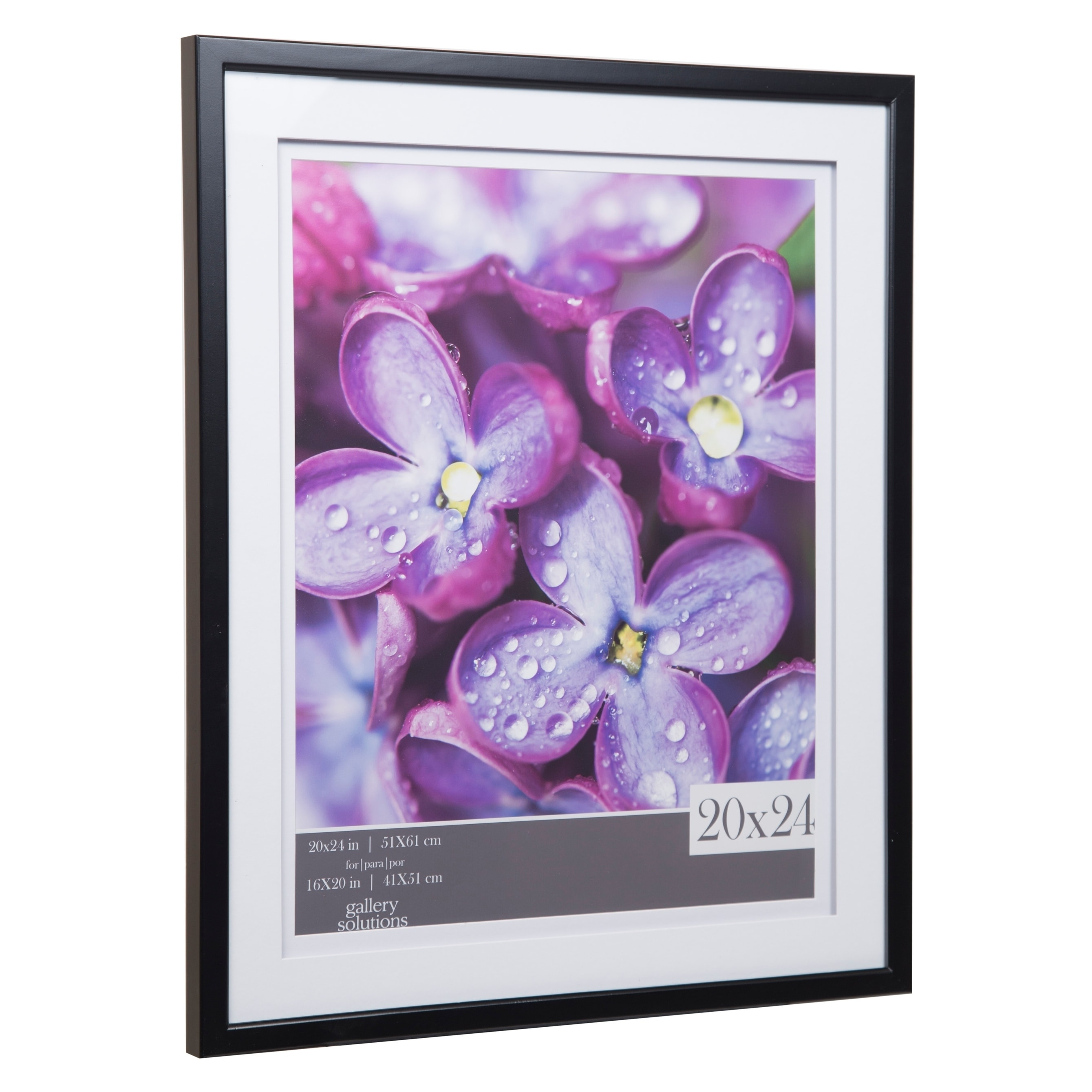 free inch to garden today photo whitewash home matted x alexandria product shipping overstock frame mat
