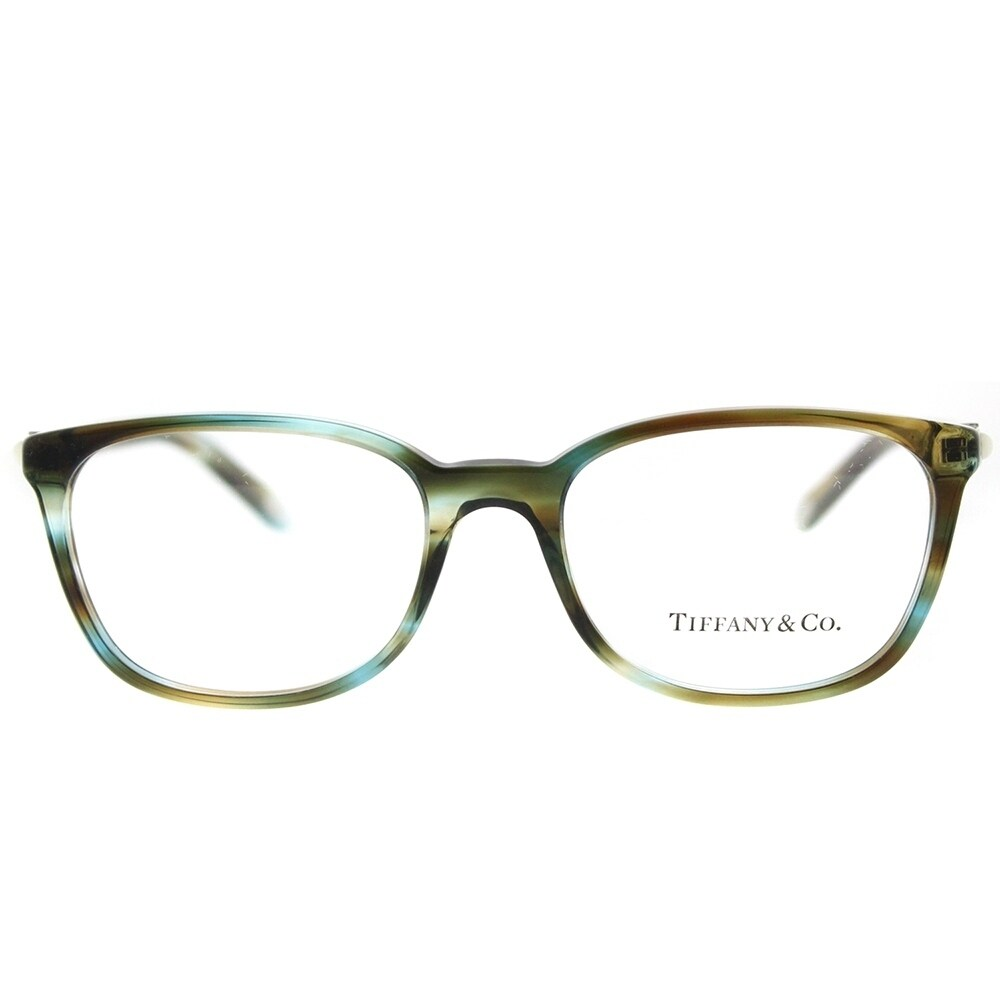 Tiffany & Co. Square TF 2109H 8124 Womens Ocean Tortoise Frame ...