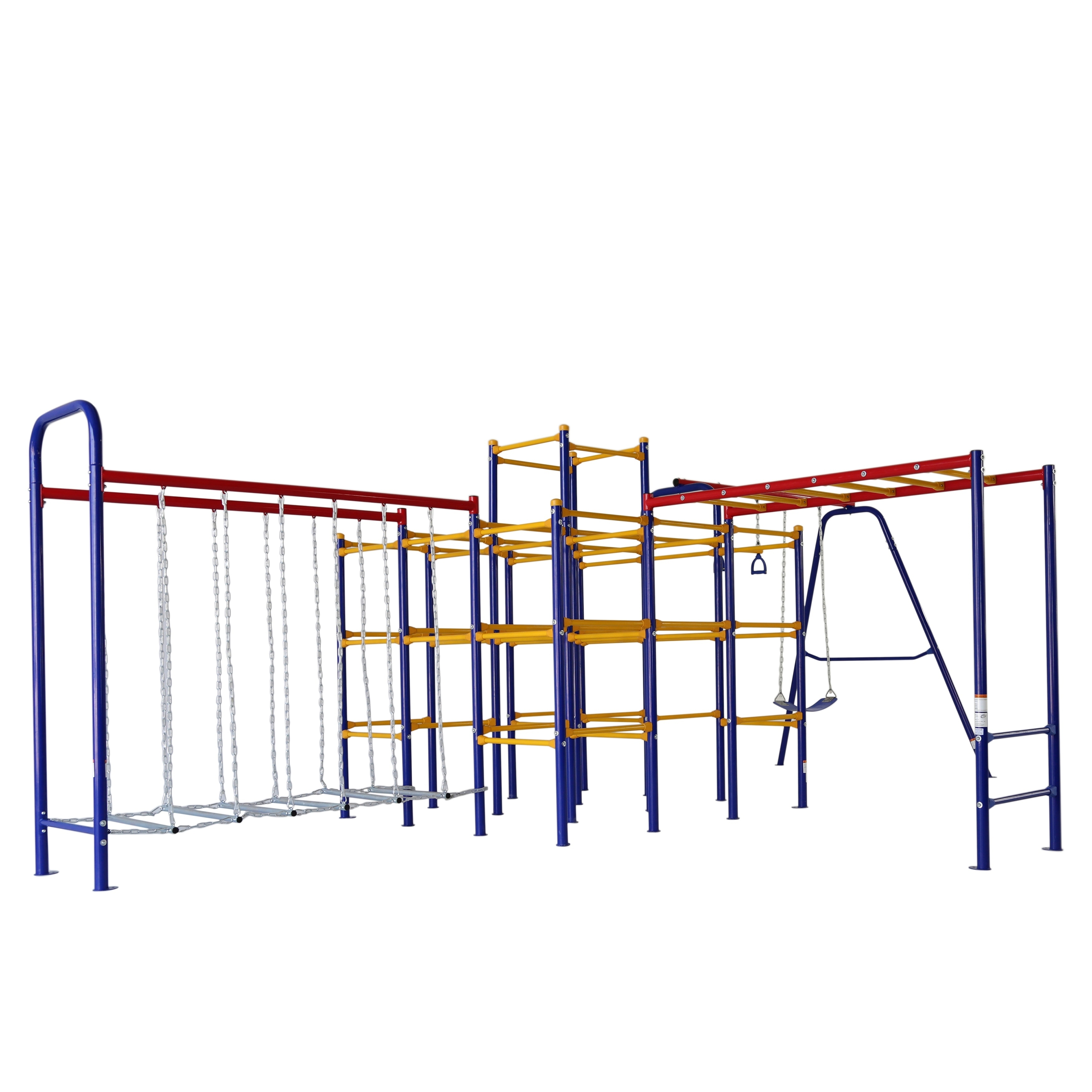 Skywalker Sports Modular Jungle Gym With Accessories Free Shipping Today 18127462