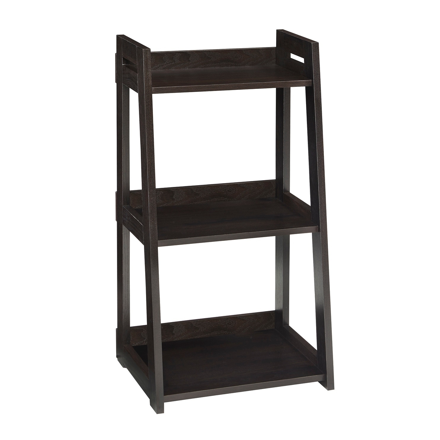 shelf two off classics discount rectangle second wide tier tone bookcase seville hand bookcases folding