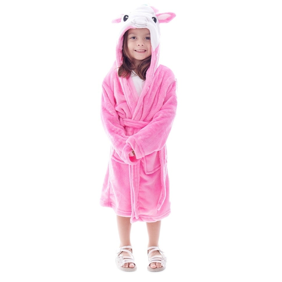 Baby Bath Robe with Slippers