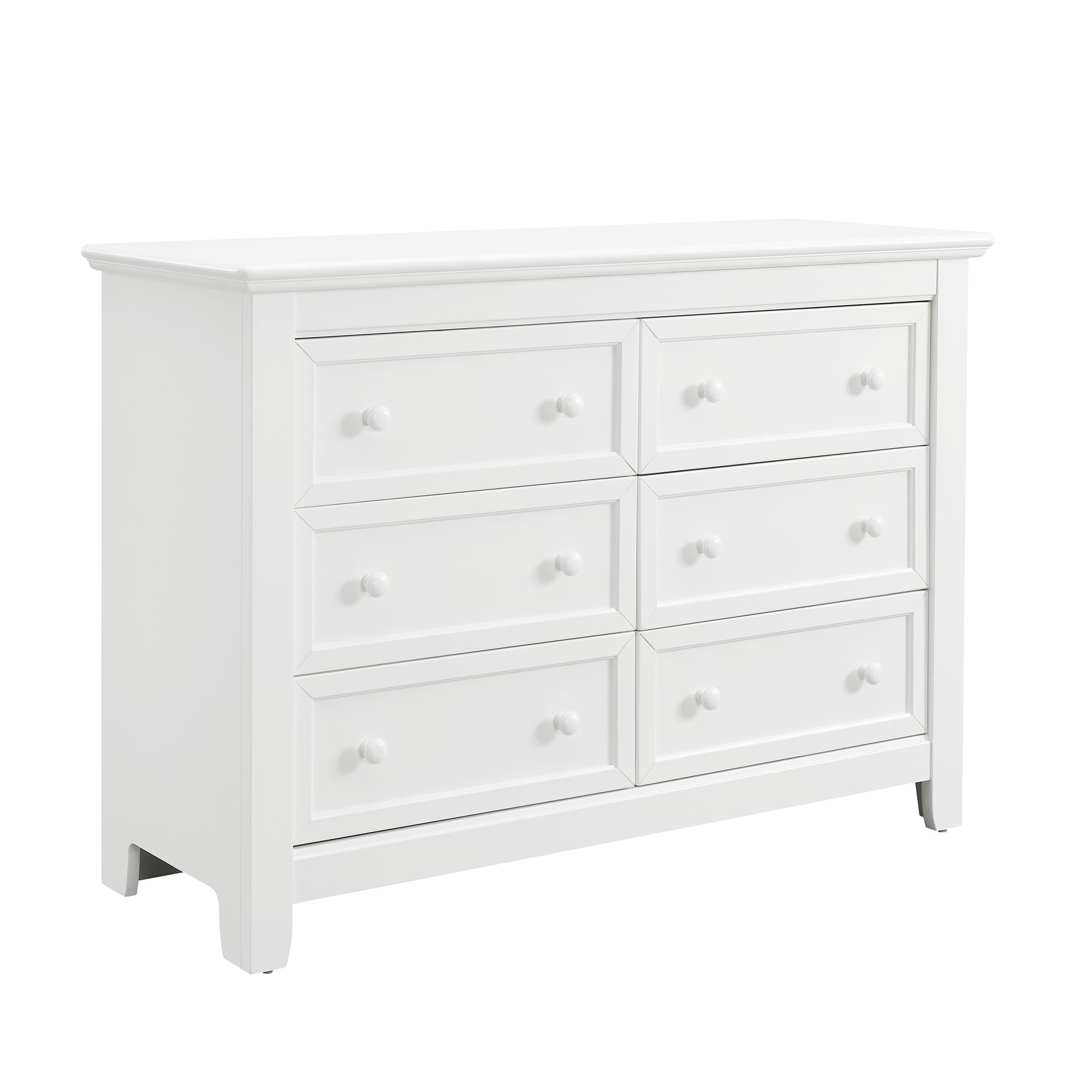 crystal signature ashley drawer fancee by and with faux dresser mirror white design item products number